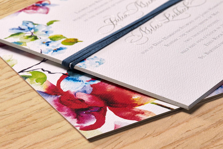 Alpine Creative Group   Wedding Invitations   PartySlate
