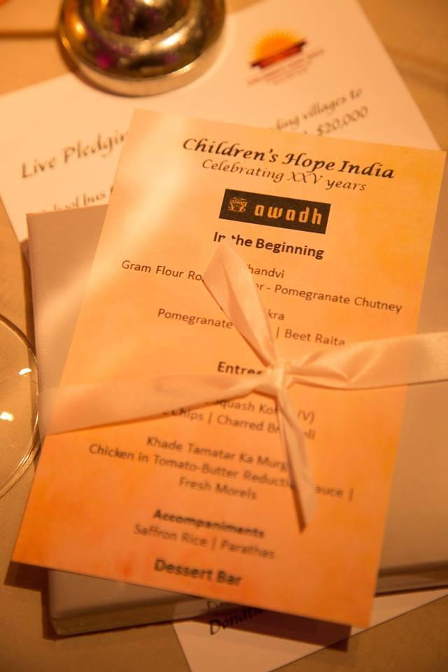 Children's Hope India 25th Anniversary Gala - Gaurav Anand