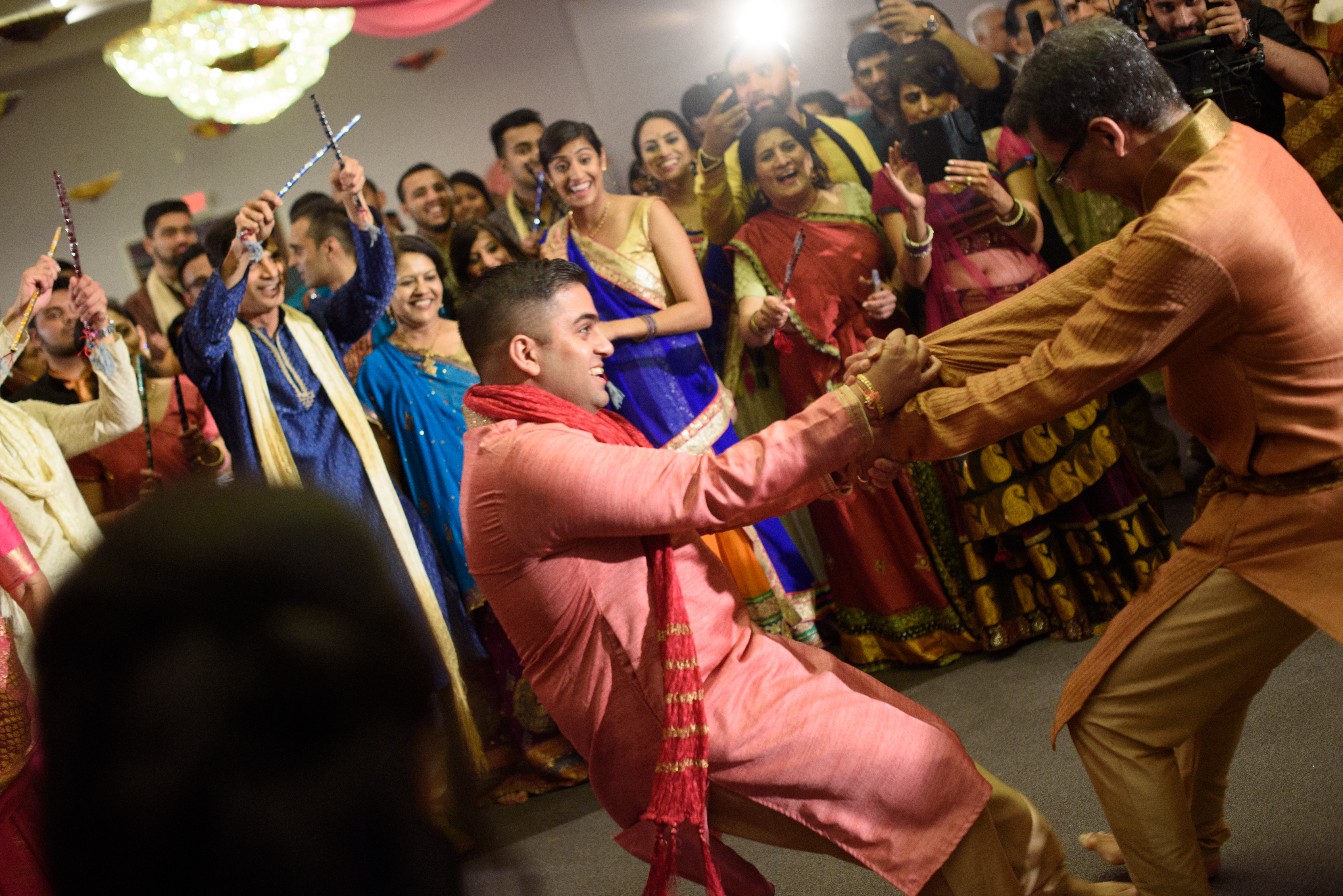 Chic Indian Wedding - Chandai Events., Inc