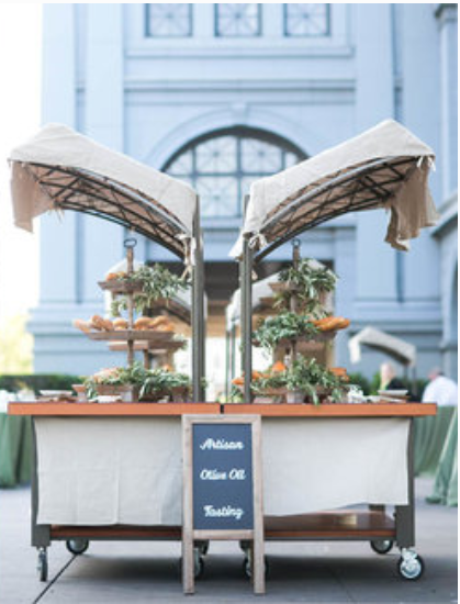 Mod Spring Reception - San Francisco Ferry Building