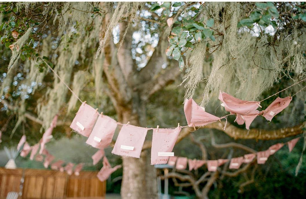 Boho Outdoor Wedding - The Peace Barn