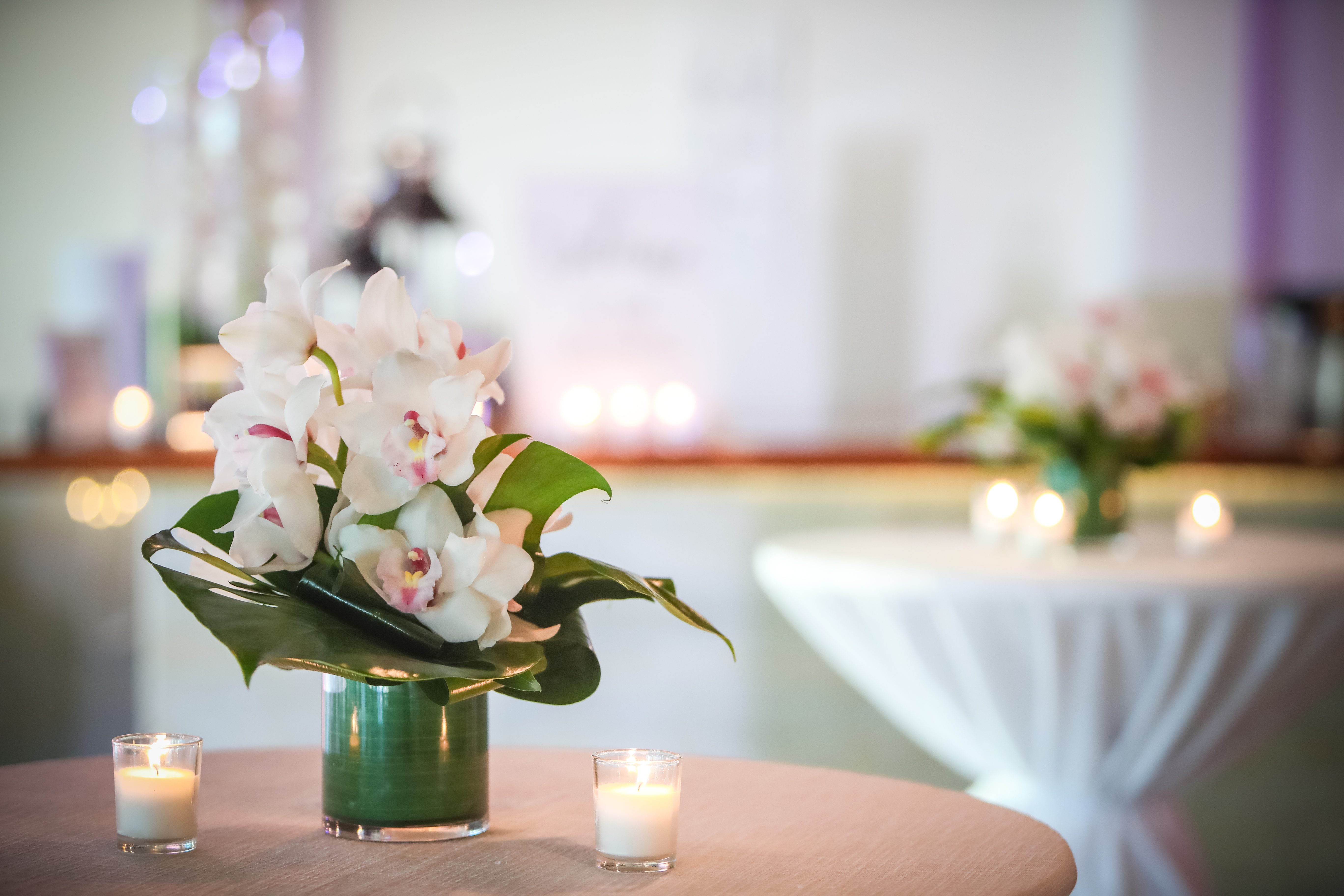 BAYSIDE WHITE PARTY: MIAMI REHEARSAL DINNER - Chris Weinberg Events