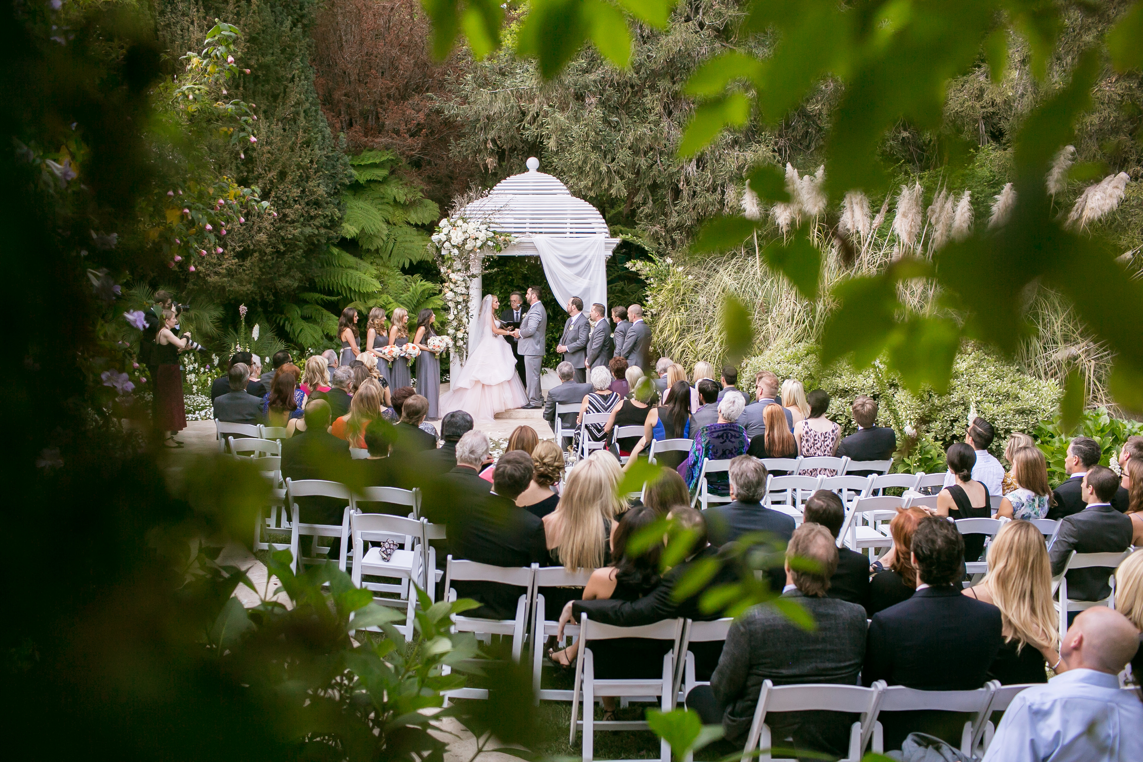 Secret Garden Bel-Air Wedding - Rheefined Company