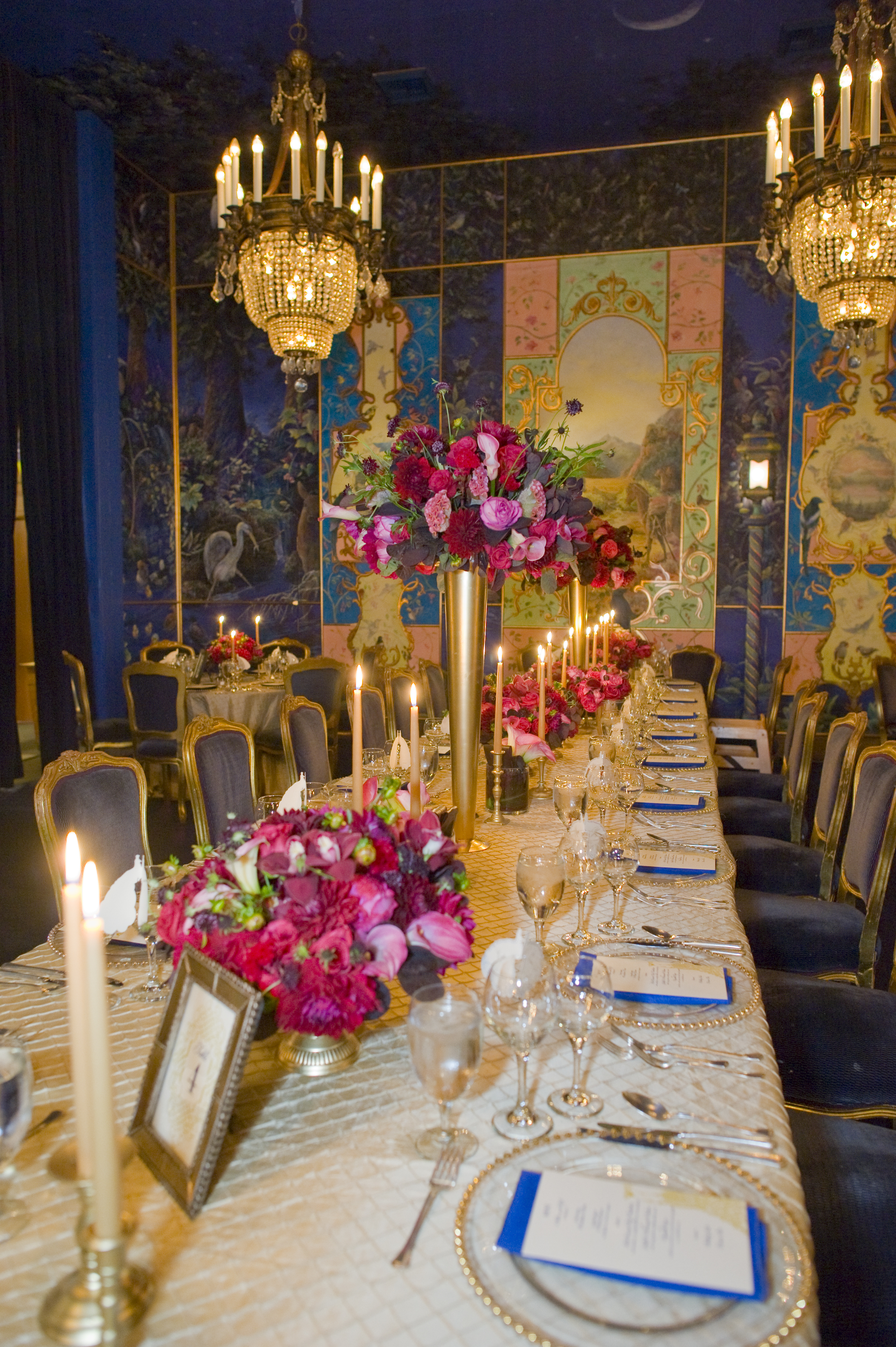 Regal Dinner Club Wedding - Valley & Company Events