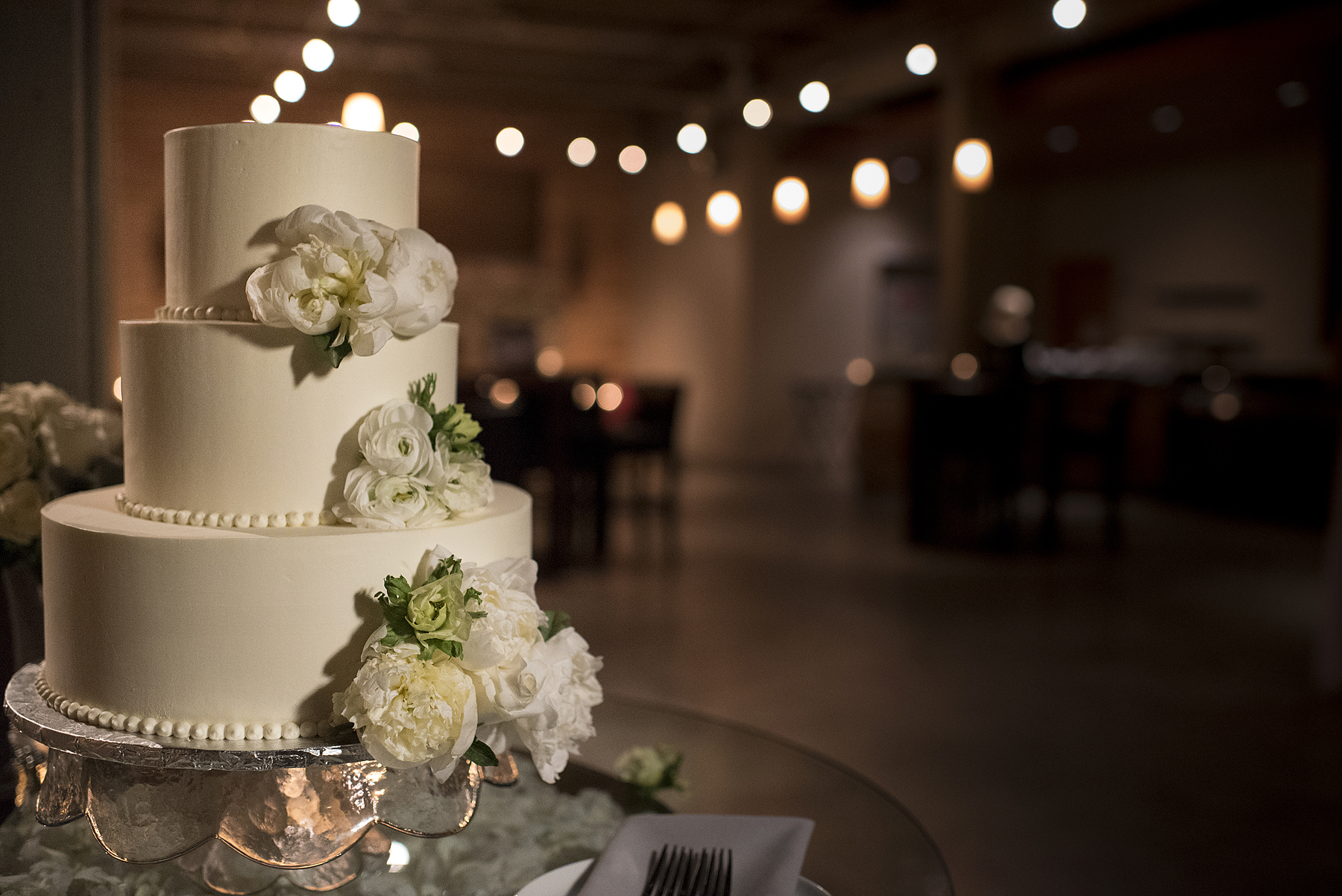 Silvery Winter Wedding in the City - Valley & Company Events