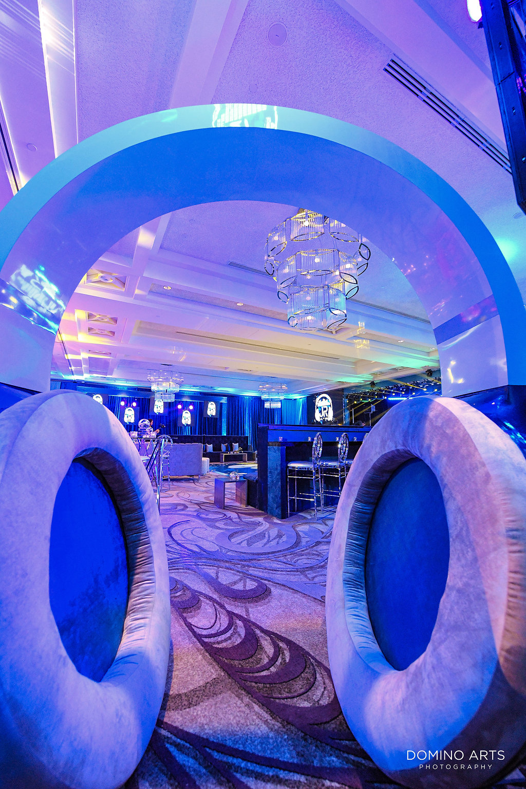 Ultra Theme Bar Mitzvah - Linzi Events