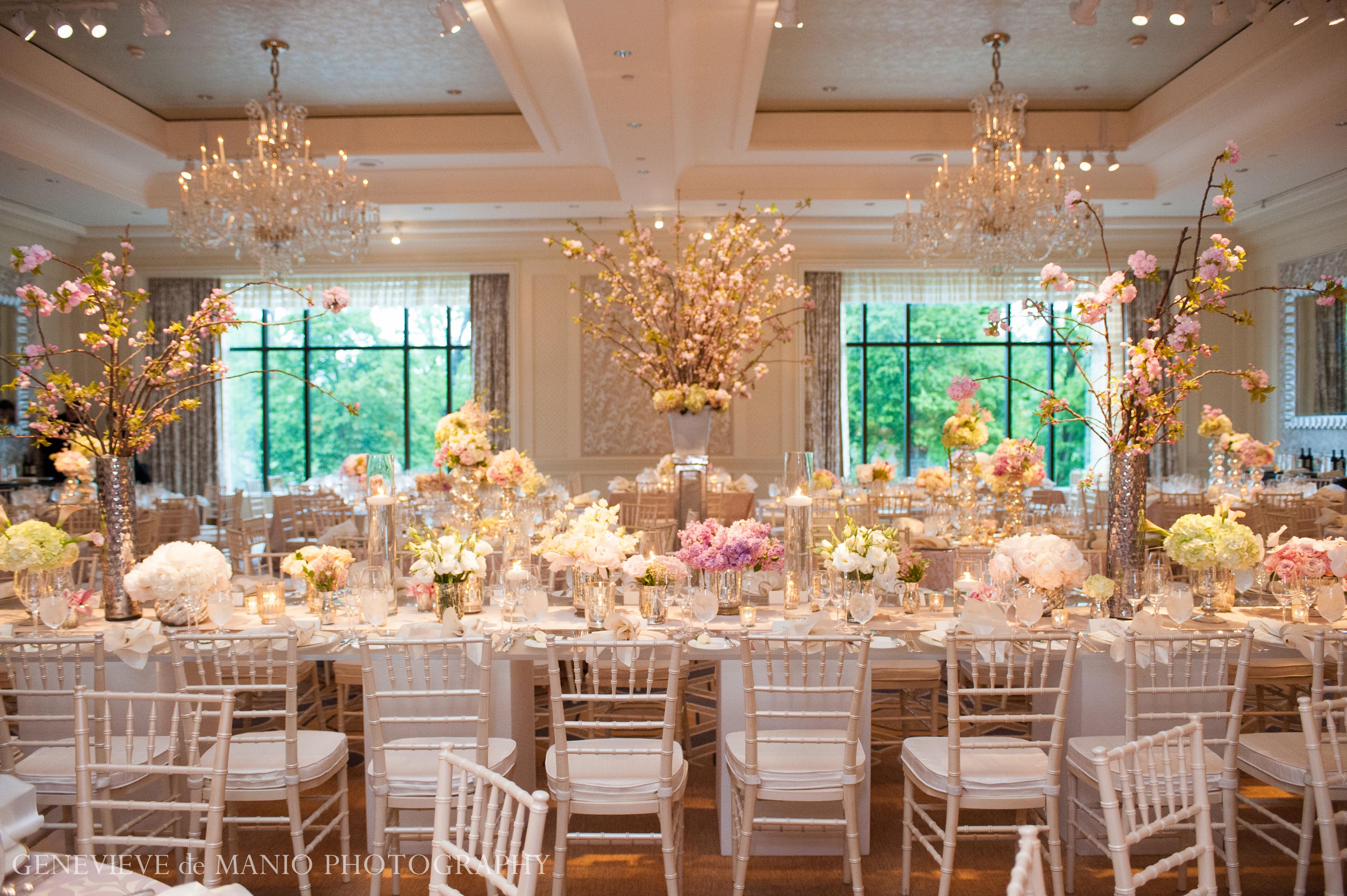 Lovely Ballroom Wedding at the Four Seasons - Suzanne B. Lowell Lighting Design