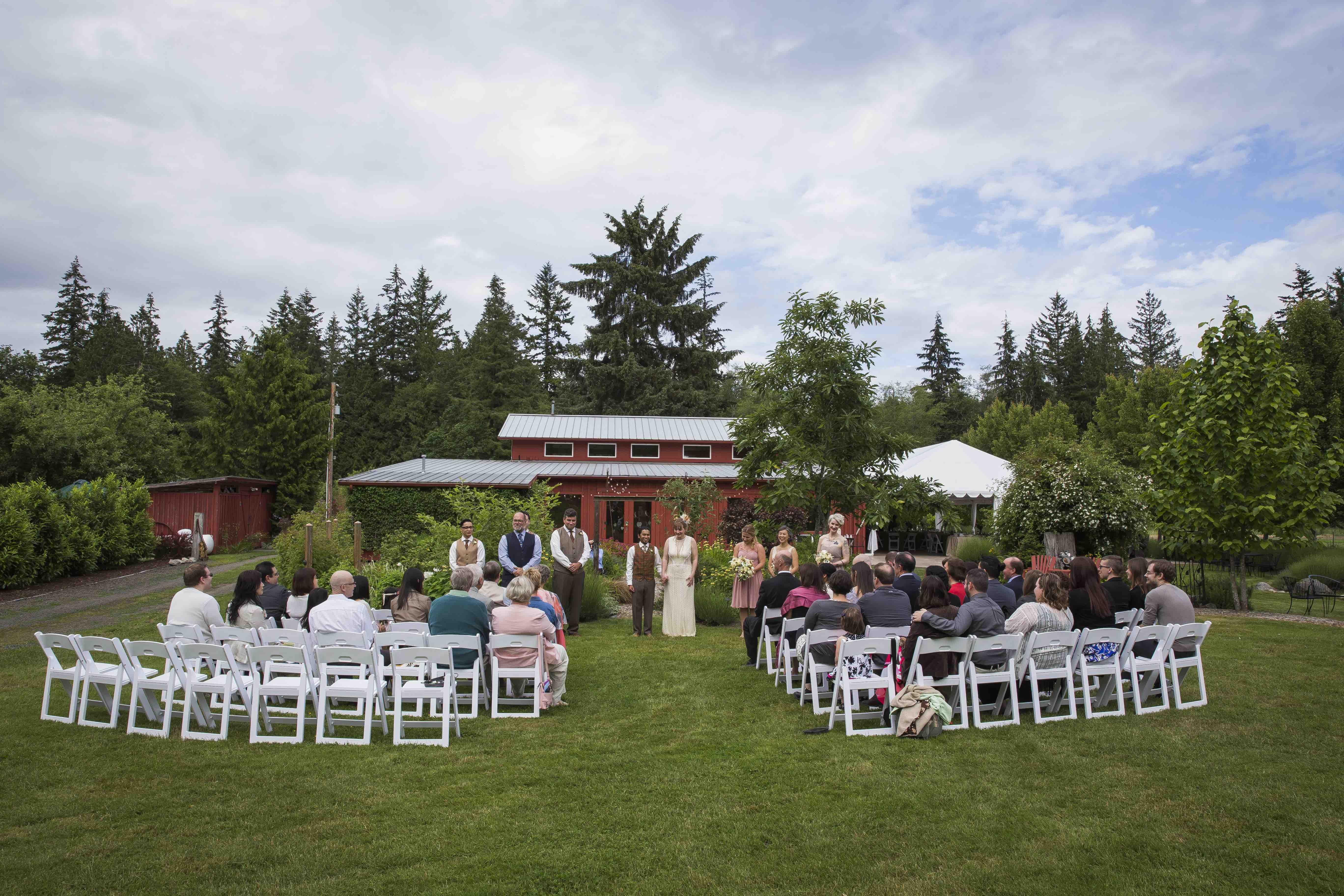 Steinbeck Inspired Farm Wedding - Hummingbird + Anchor Events