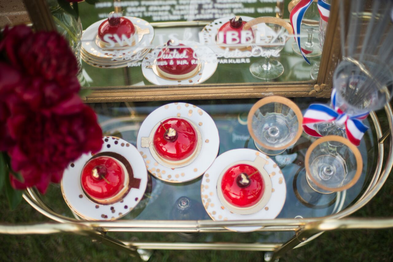 4th of July Dinner Party - Bliss Weddings & Events