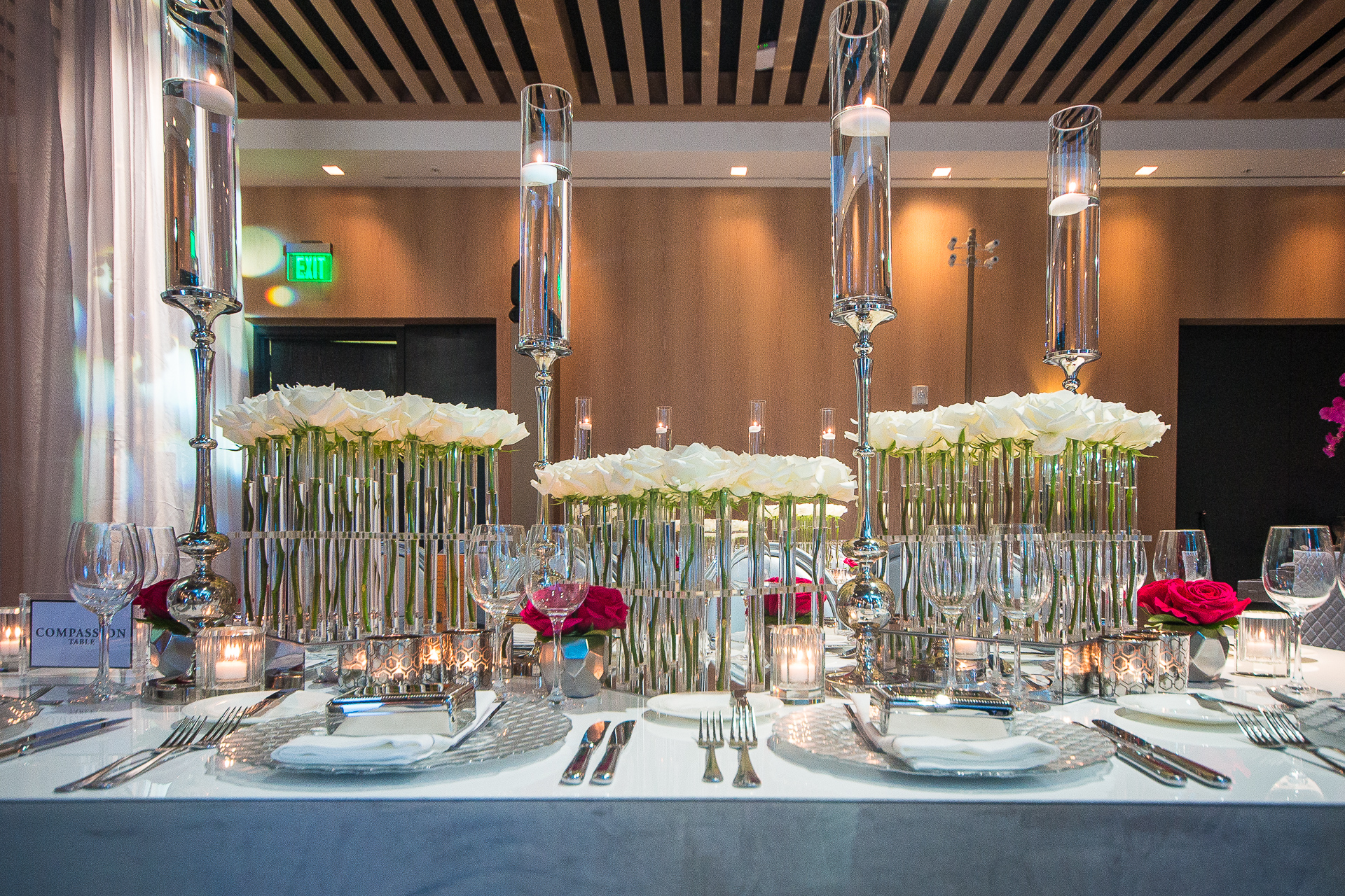 Modern Floral Wedding - Carrie Zack Events
