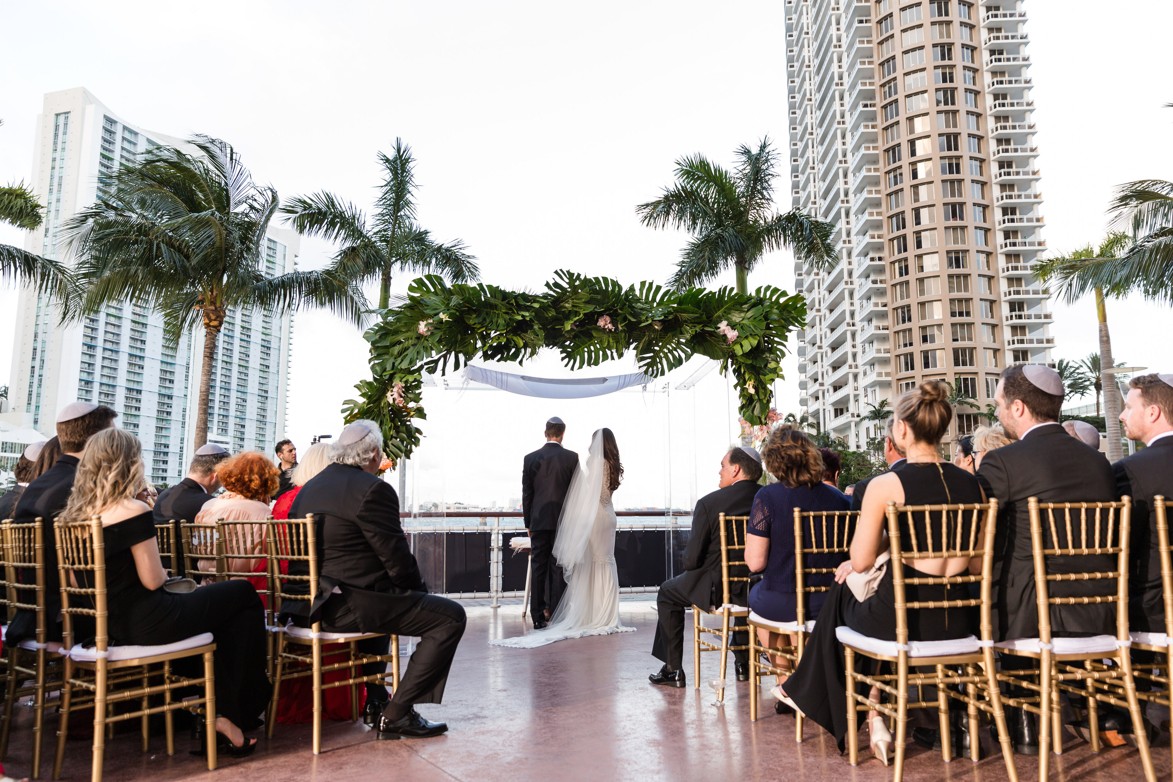 Miami Spring Wedding - Carrie Zack Events