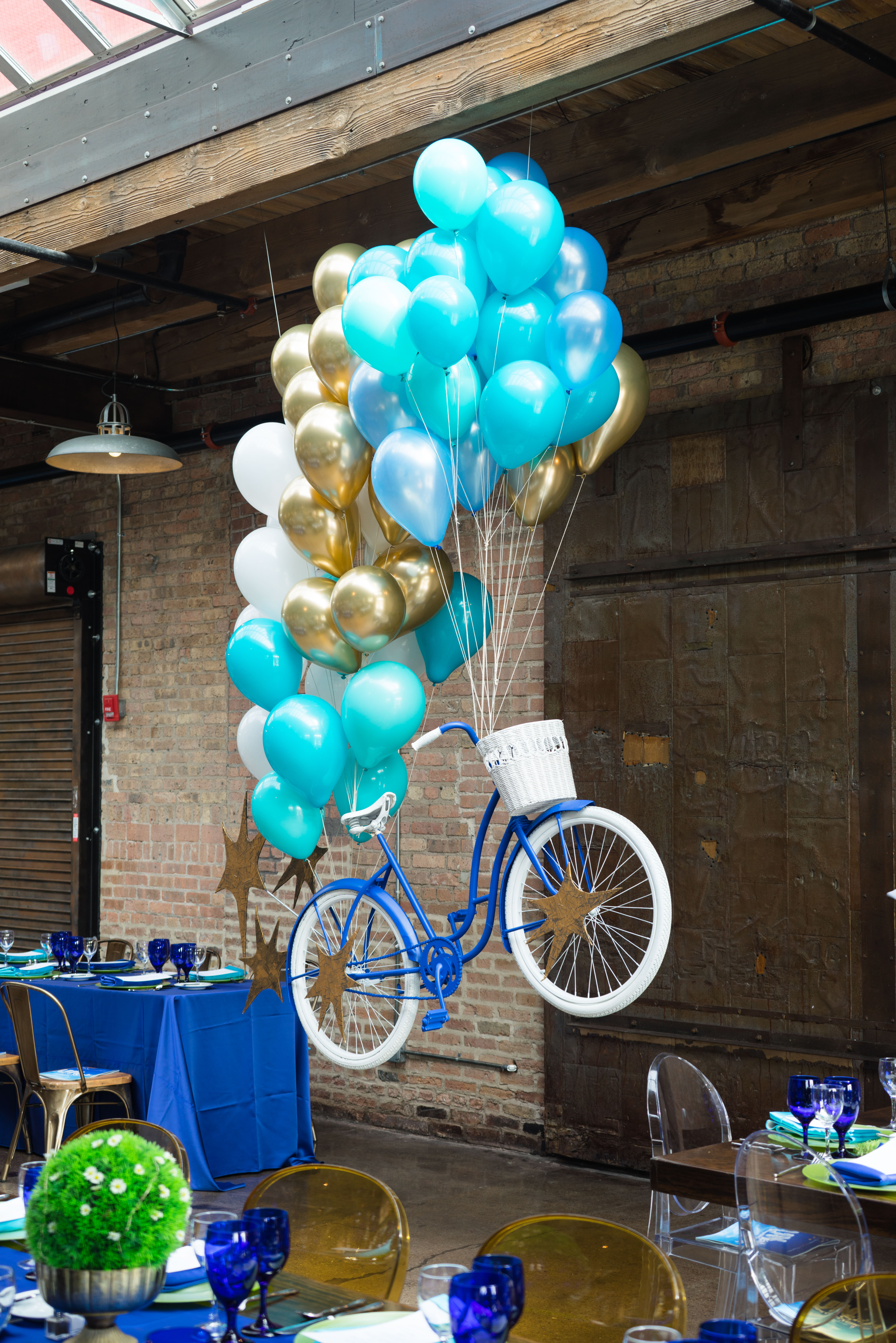 Chicago Innovation 2018 UN-Gala - Blue Plate Catering