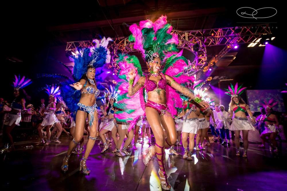 Carnival of Brazil - Capers DMC