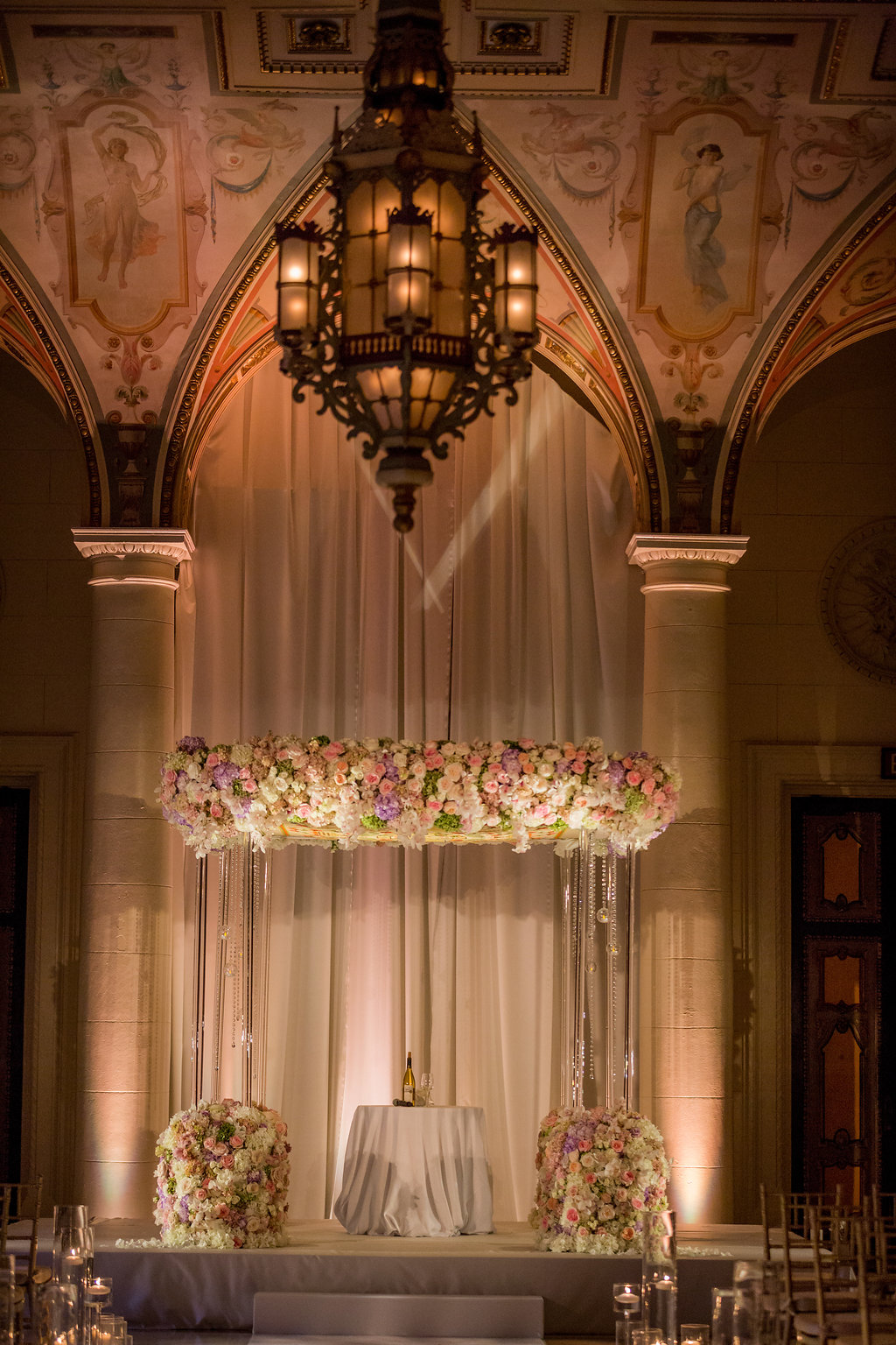 Garden Inspired Wedding at The Breakers - Carrie Zack Events