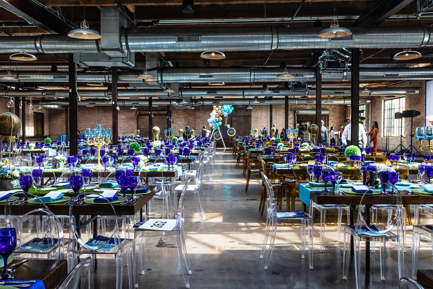 Chicago Innovation's Un-Gala 2018 - Morgan Manufacturing