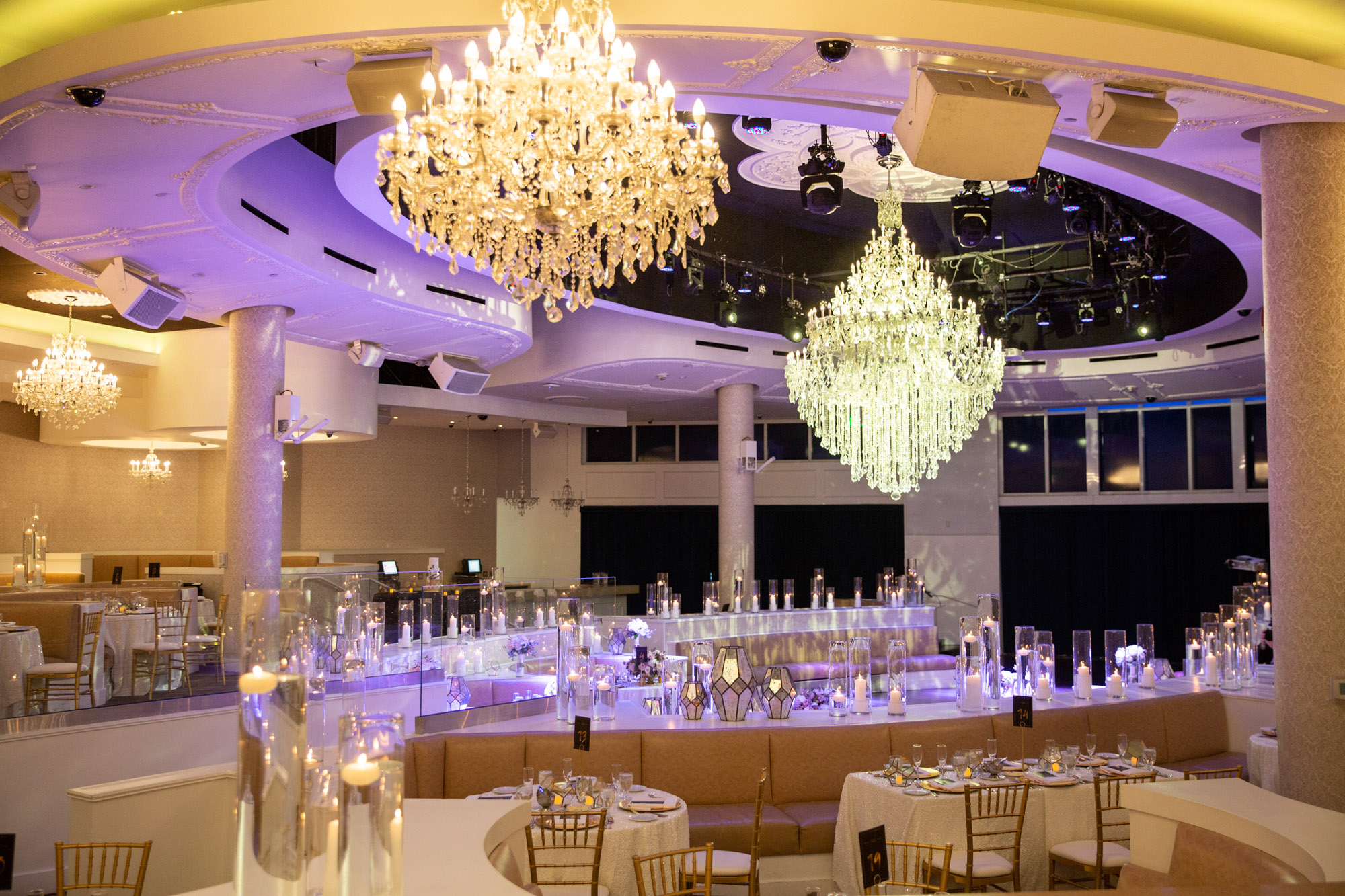 Rat Pack Glam Wedding - Desirable Events by Desi