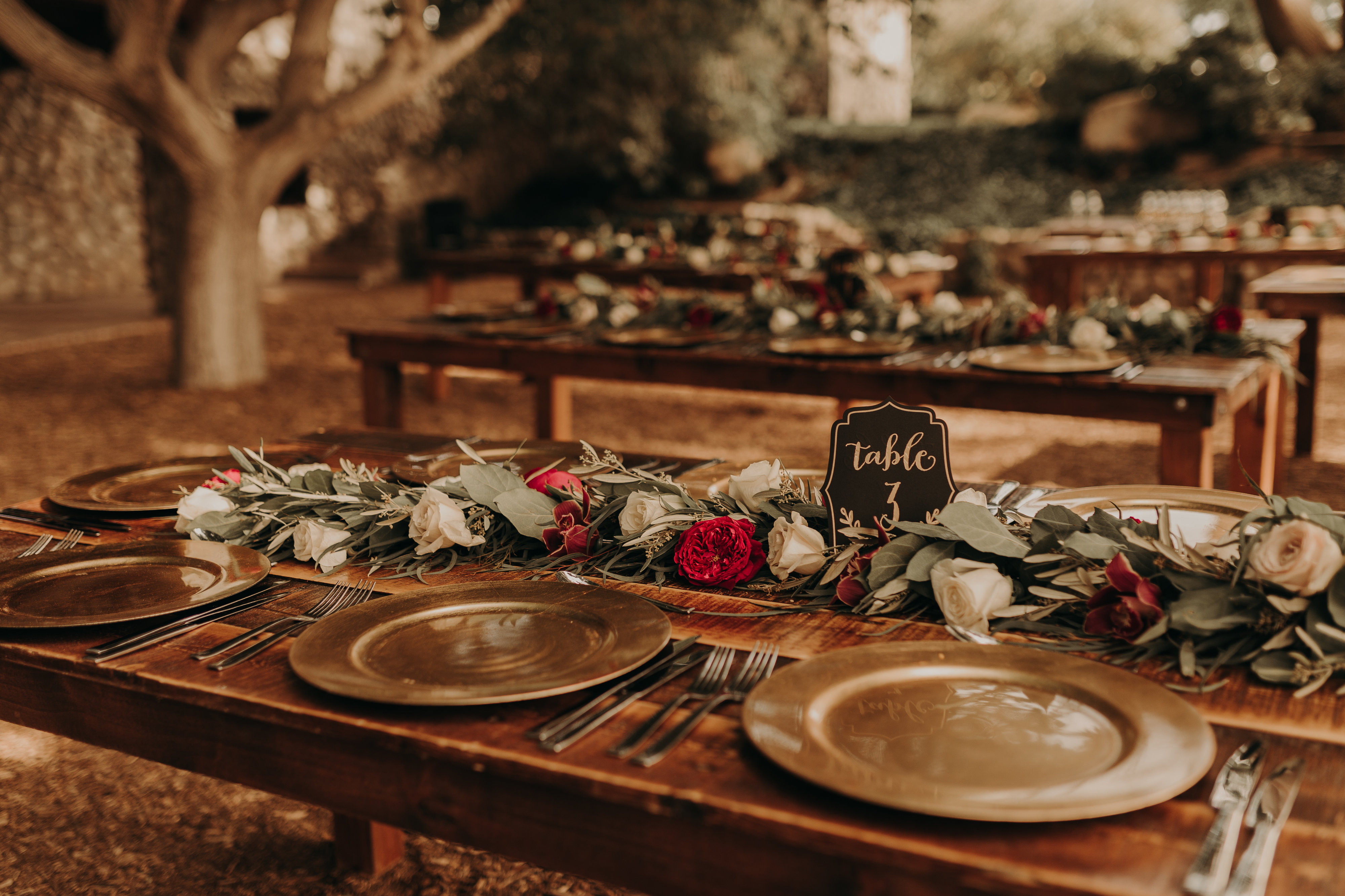 Bohemian Legends Ranch Wedding - Desirable Events by Desi