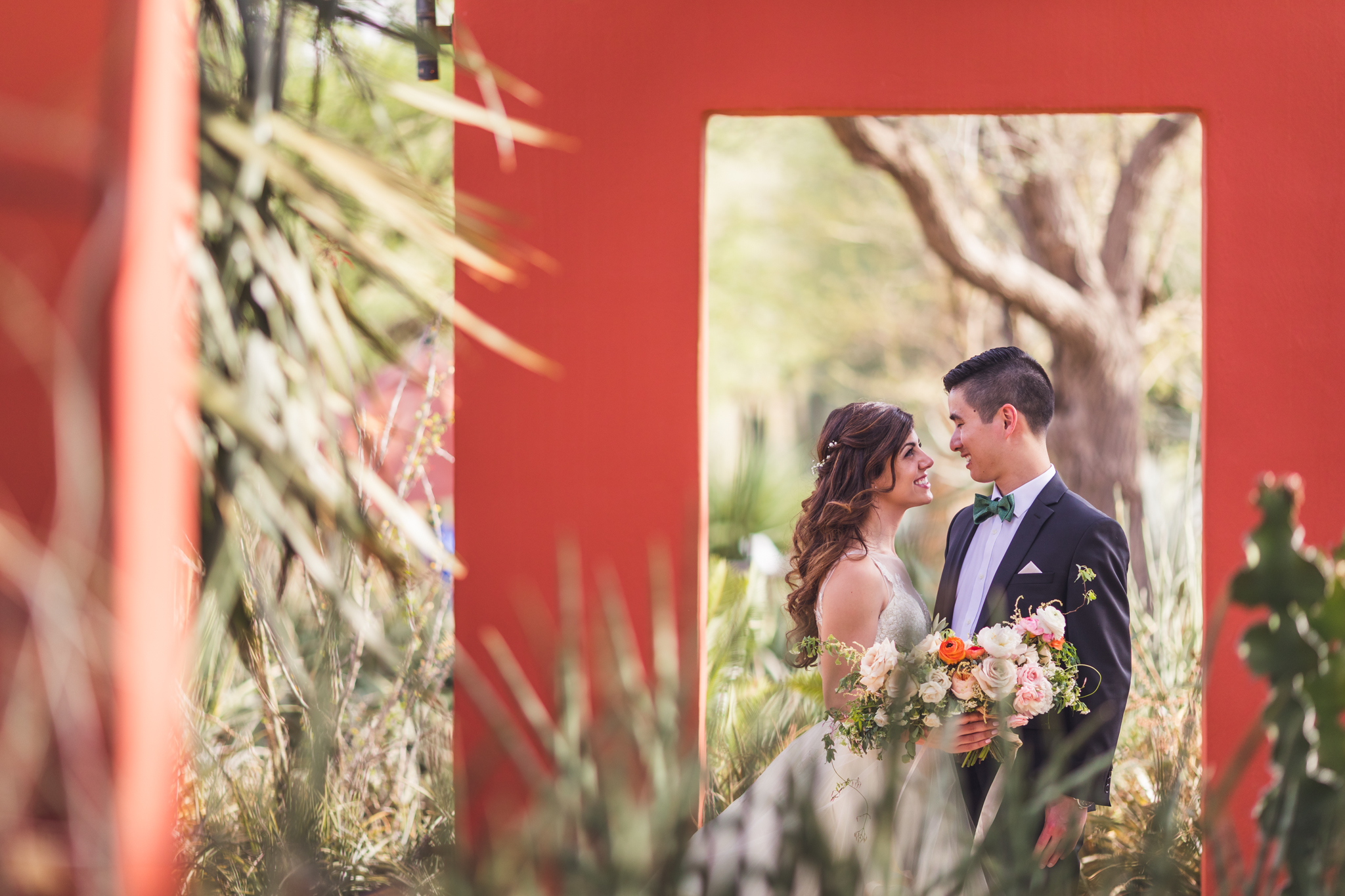 Romantic Desert Garden Wedding - Your Jubilee Weddings & Events