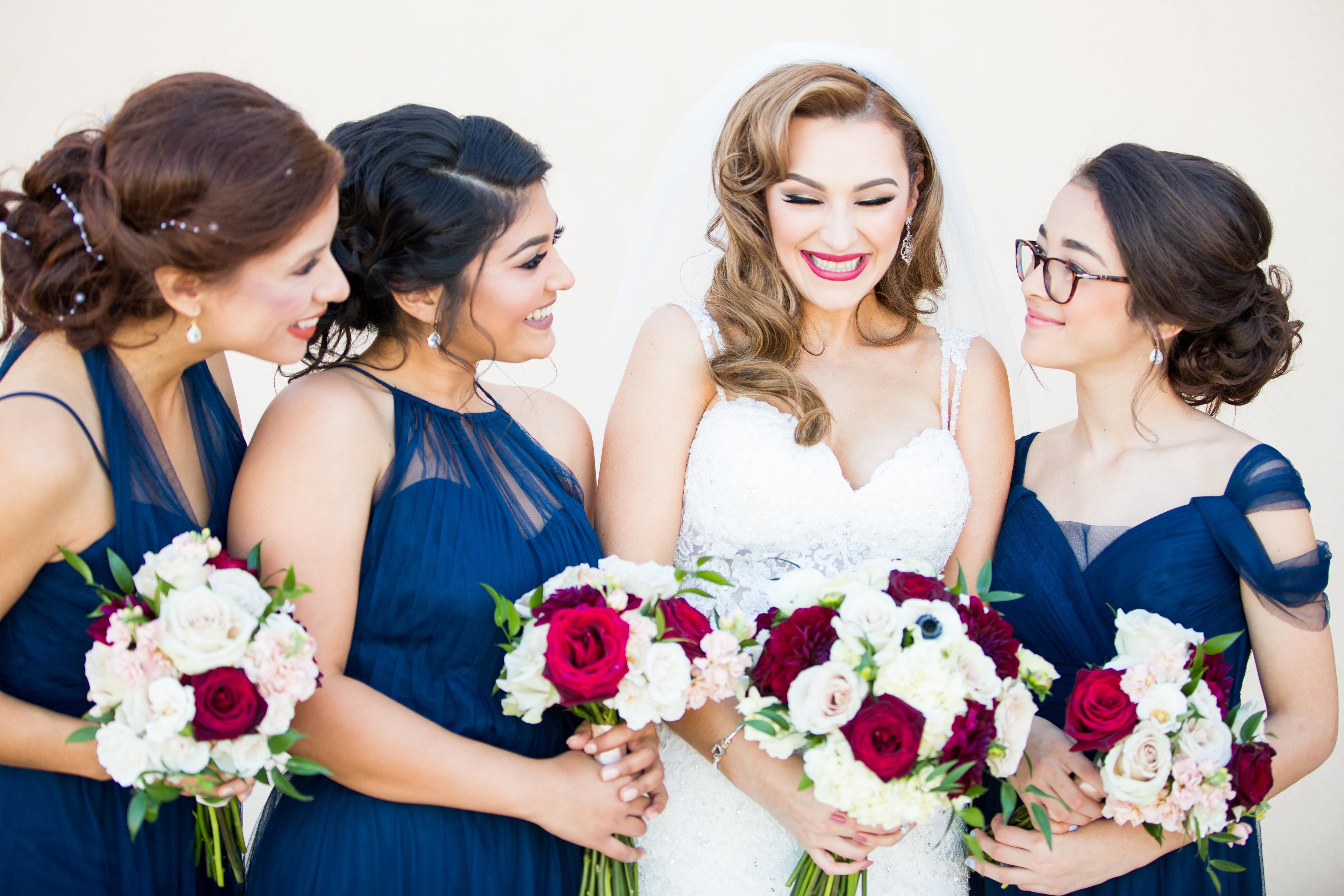 Chic Patriotic Wedding - Your Jubilee Weddings & Events
