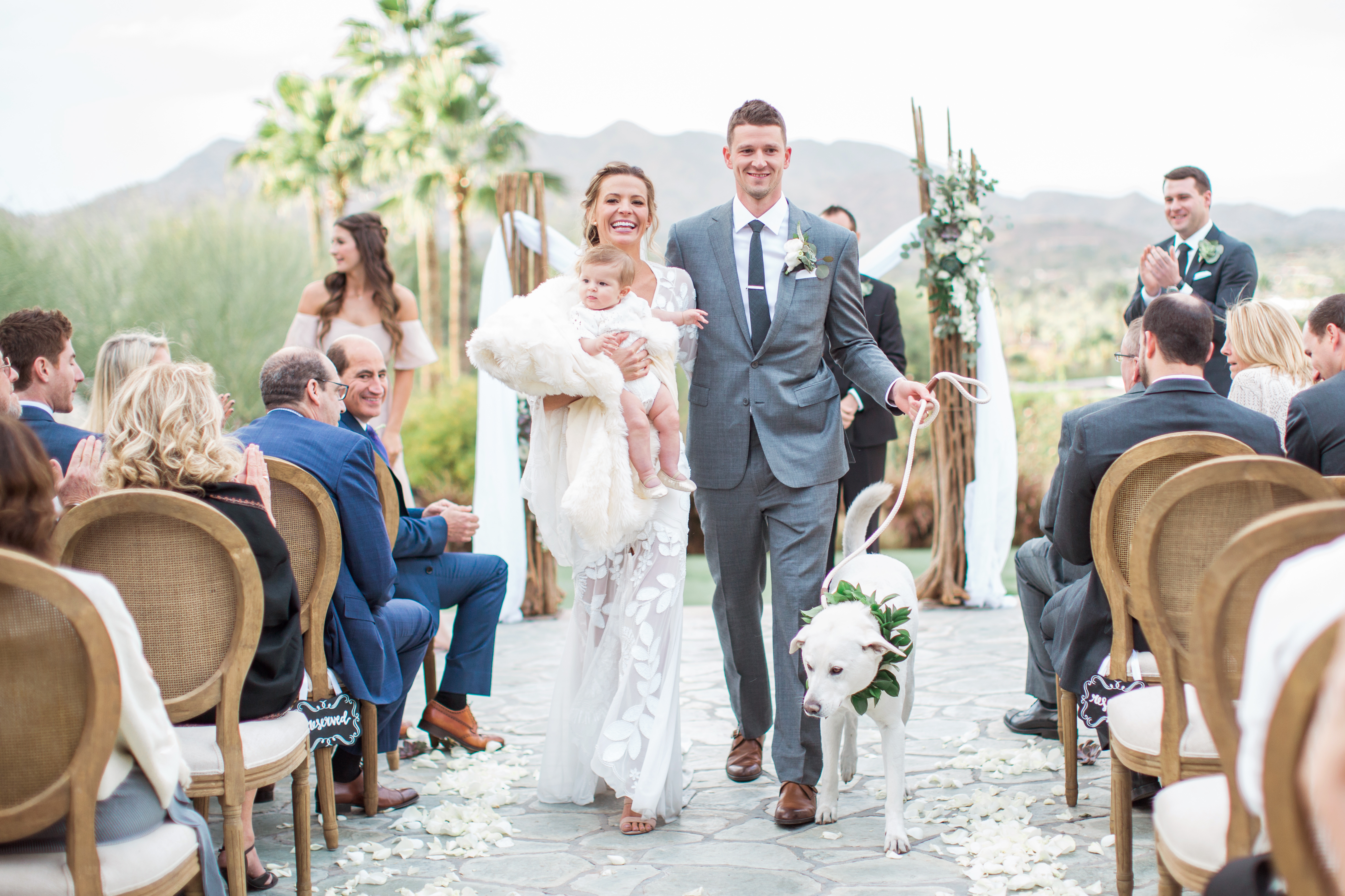 Modern Organic Wedding - Your Jubilee Weddings & Events