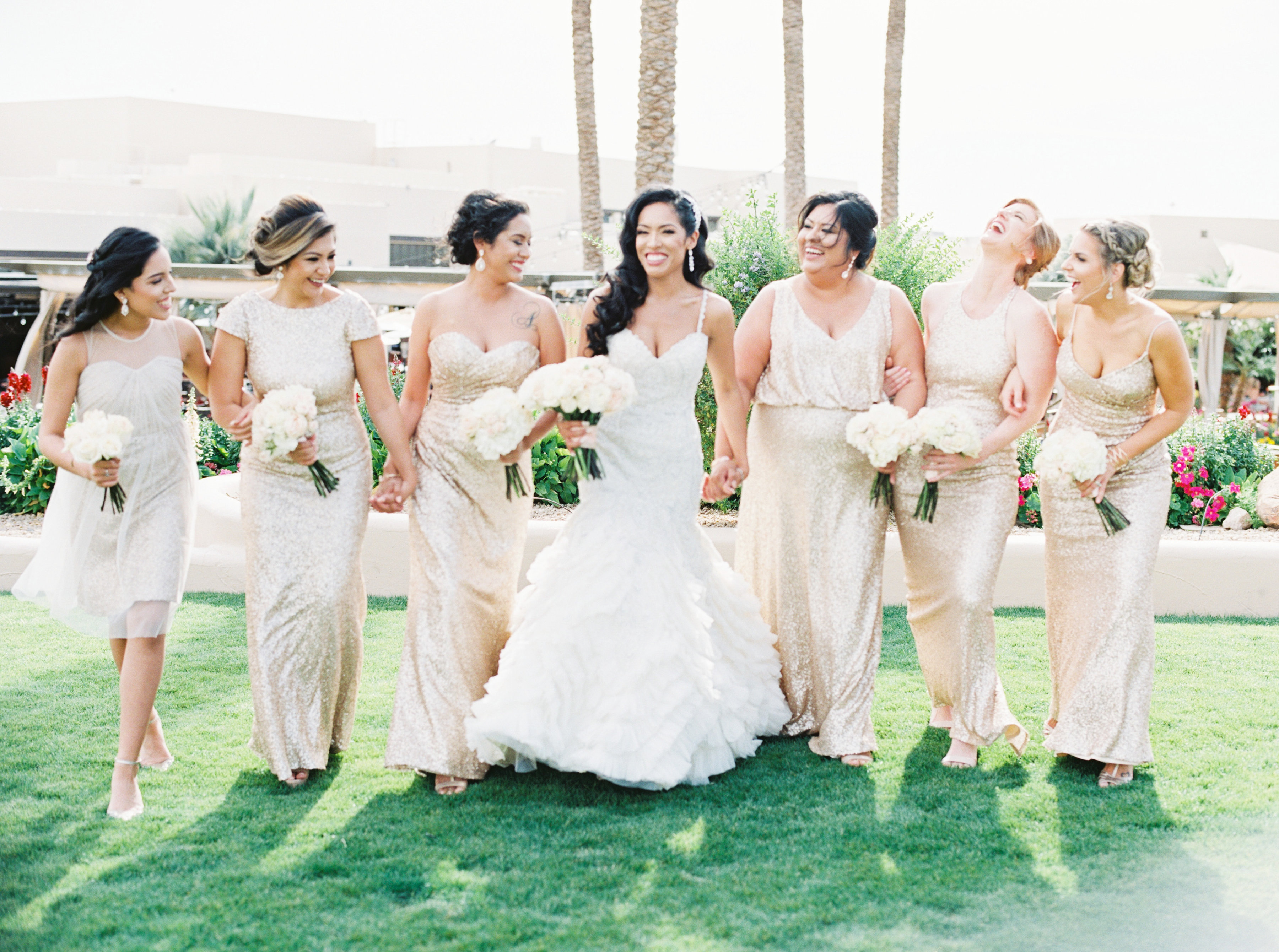 Stunning White Wedding - Your Jubilee Weddings & Events