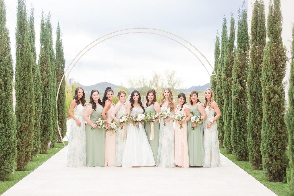 Desert Inspired Wedding - Your Jubilee Weddings & Events