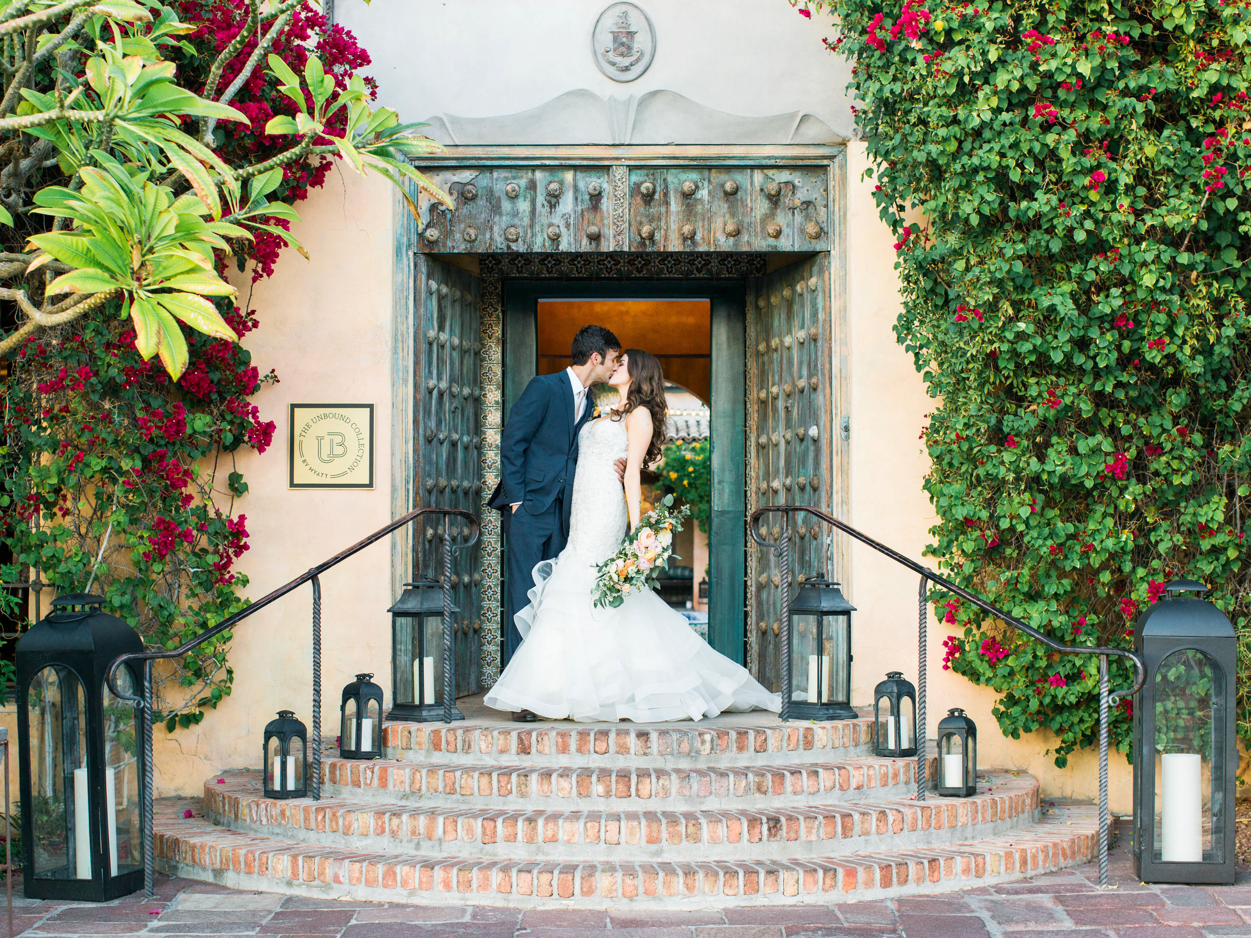 Charming Royal Palms Wedding - Your Jubilee Weddings & Events