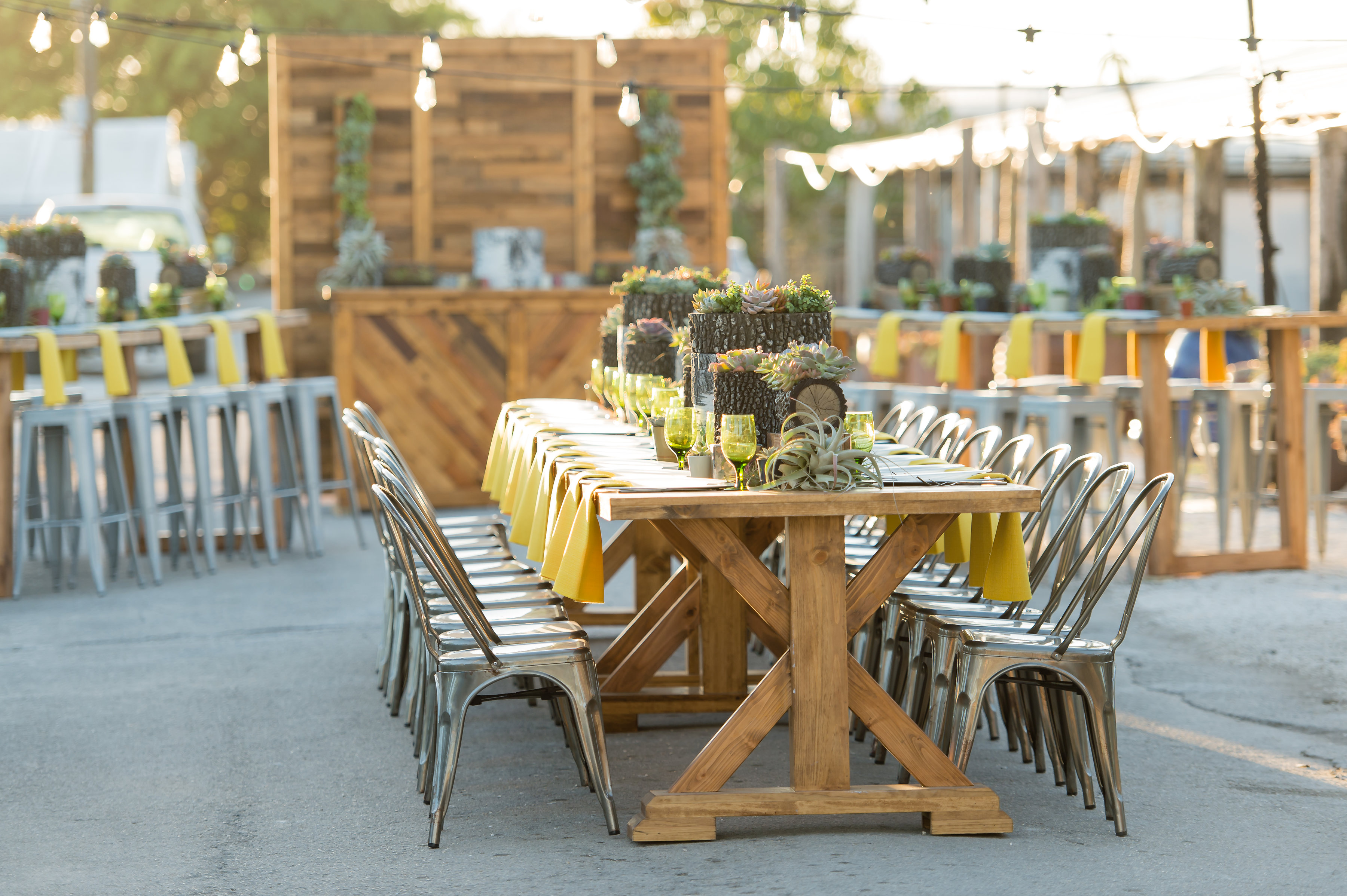 Beautiful Sunset Birthday Party - One Inspired Party