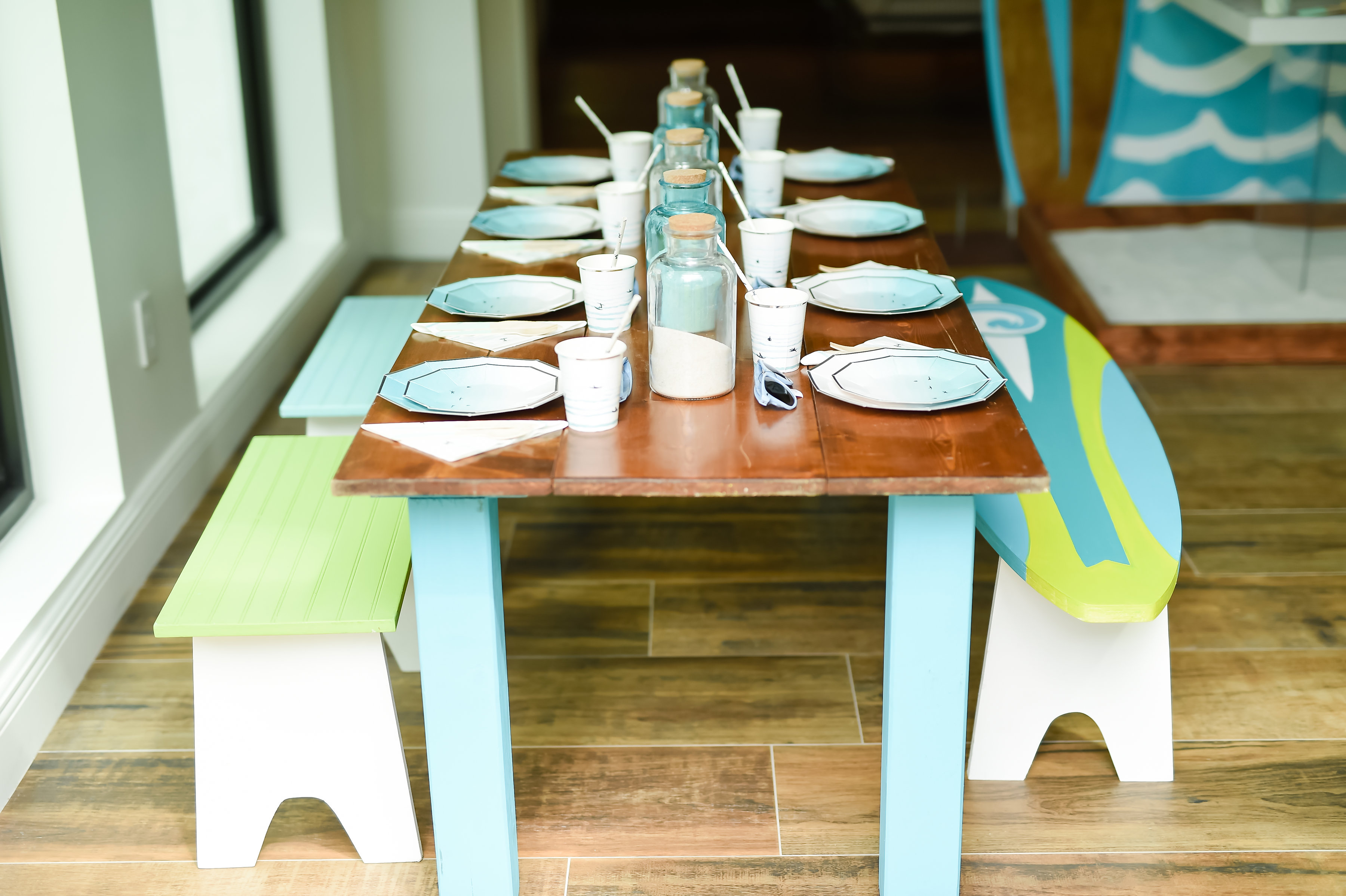 Beachy First Birthday - One Inspired Party