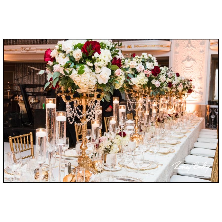 Winter Romance, Wedding at The Mayflower Hotel - Something Fabulous