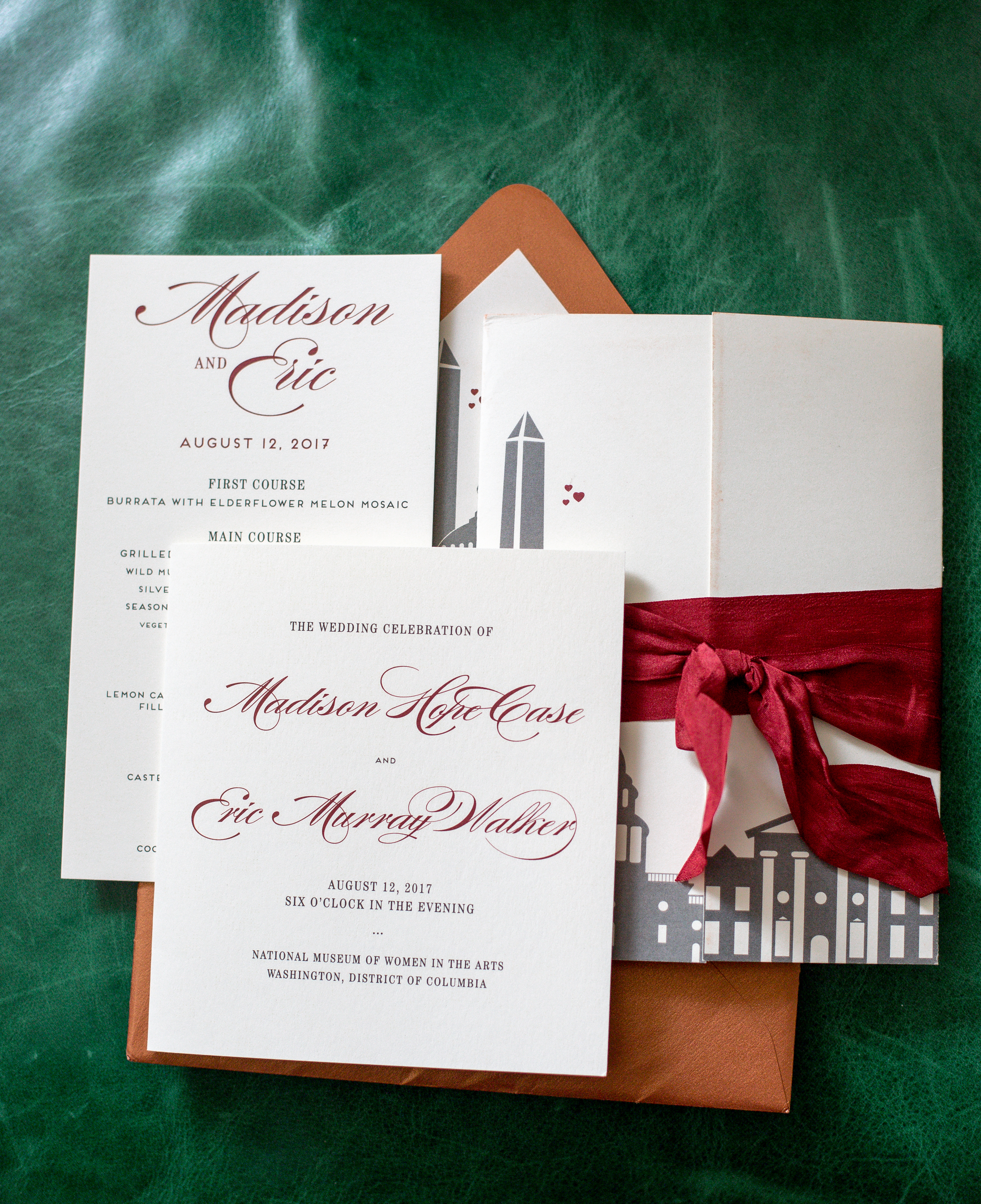 Chic Museum Wedding in Washington DC - Love Life Images