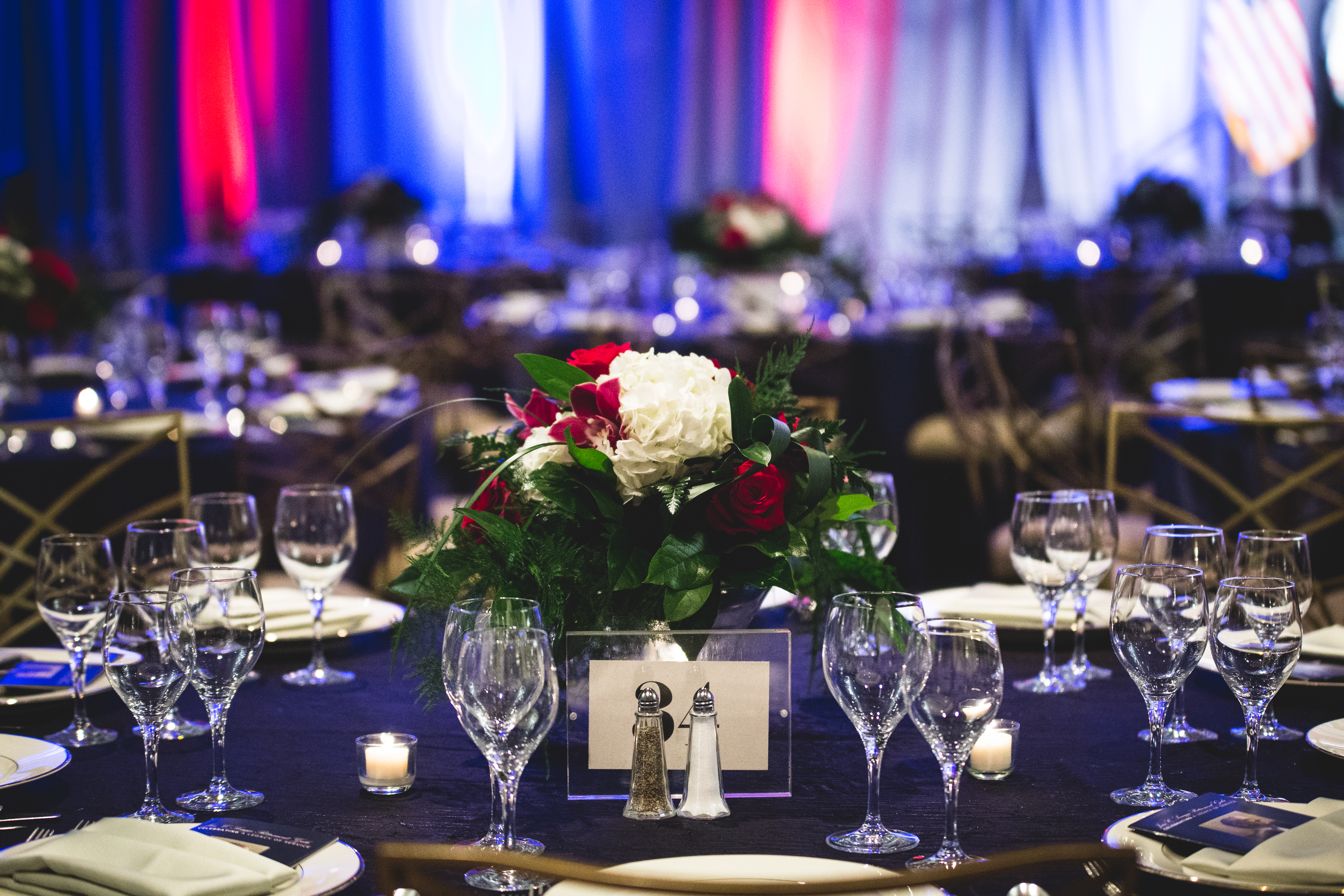 VVMF Jan C. Scruggs Retirement Gala - Something Fabulous