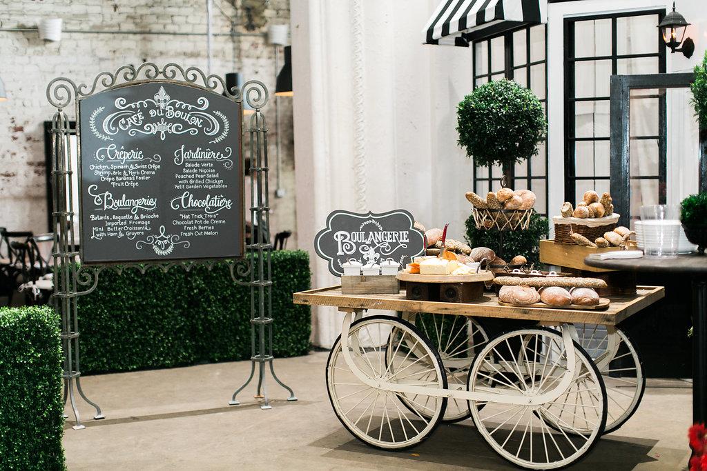 Cafe De Boulon - Anna Lucia Events