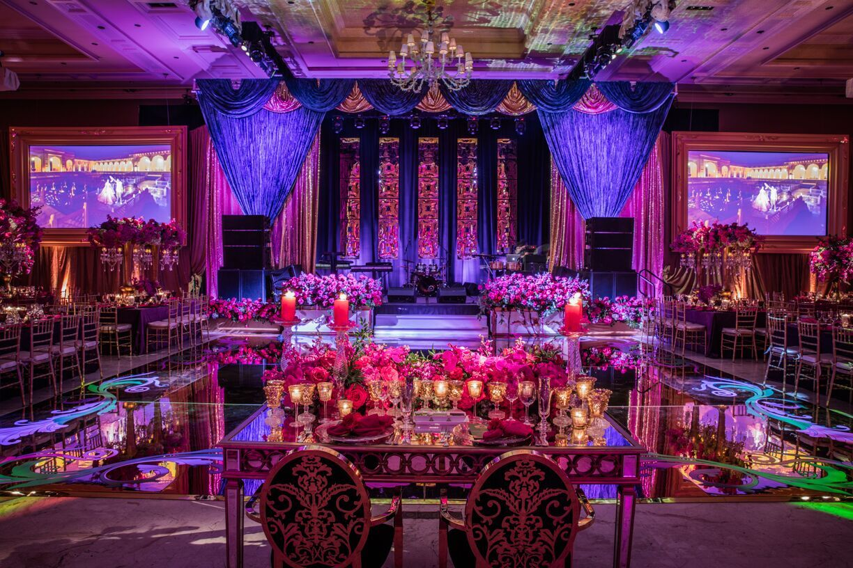 Royal Inspired Wedding at The Breakers - The Special Event Resource and Design Group