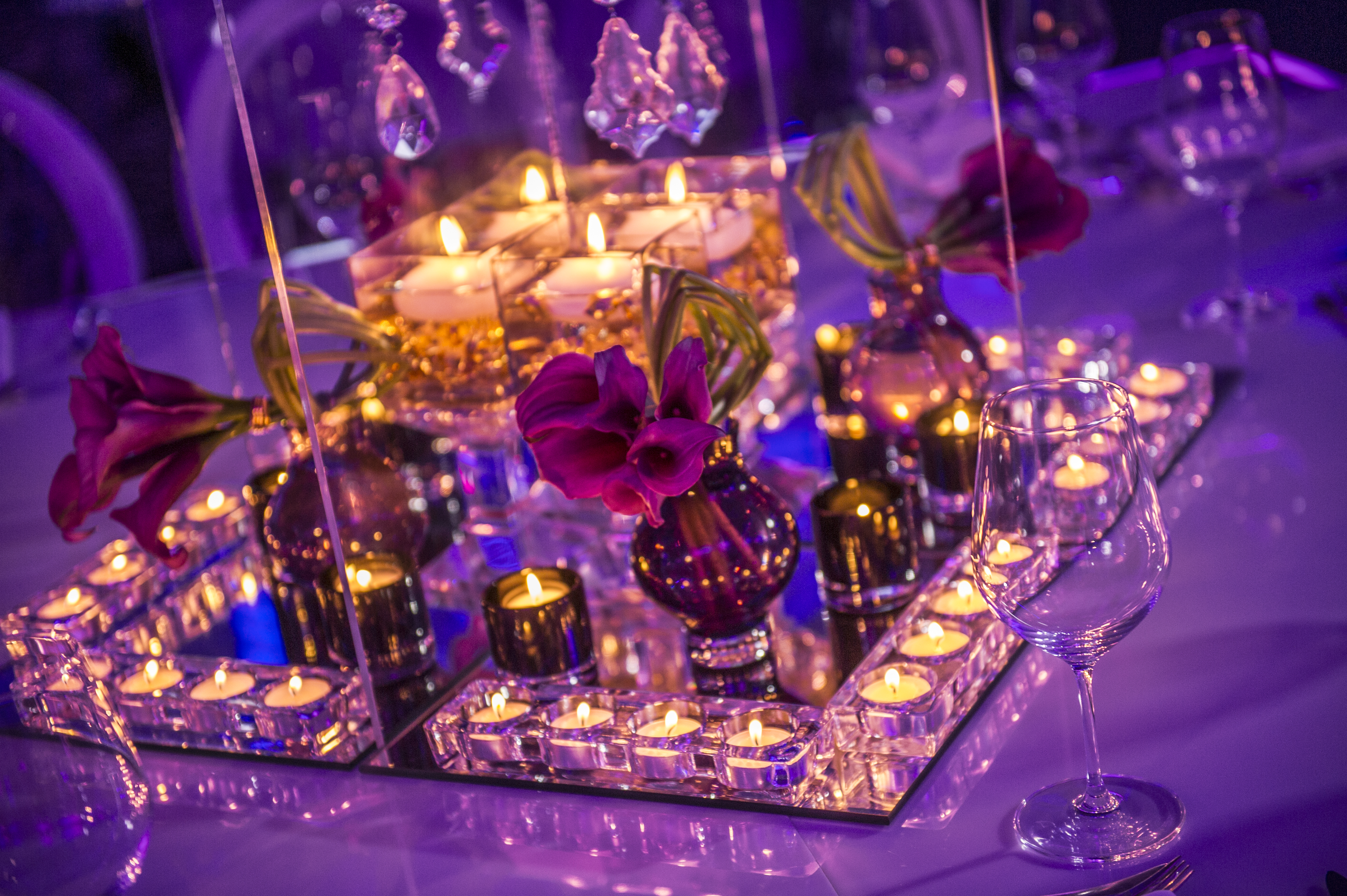Chic Halloween Soiree - Carrie Zack Events