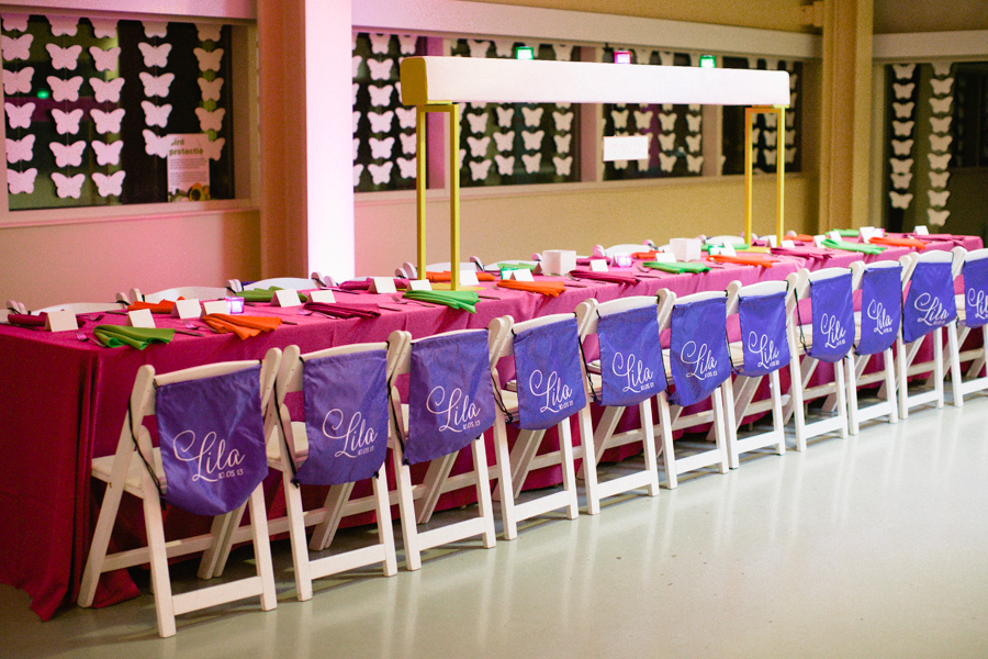 Fanciful Bat Mitzvah - BCR Events