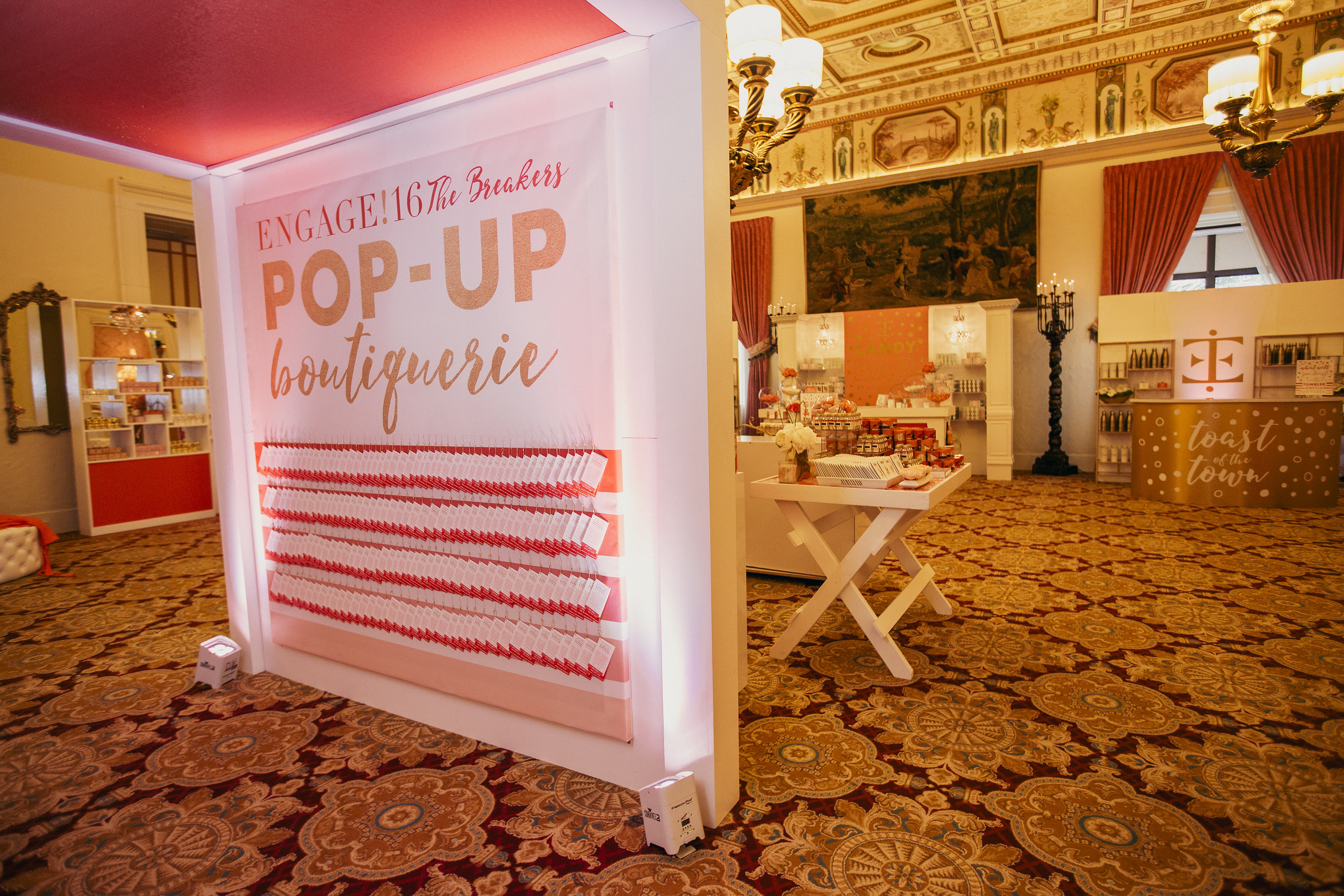 Engage!16 The Breakers: Pop Up Gift Boutiquerie - Engage Summits