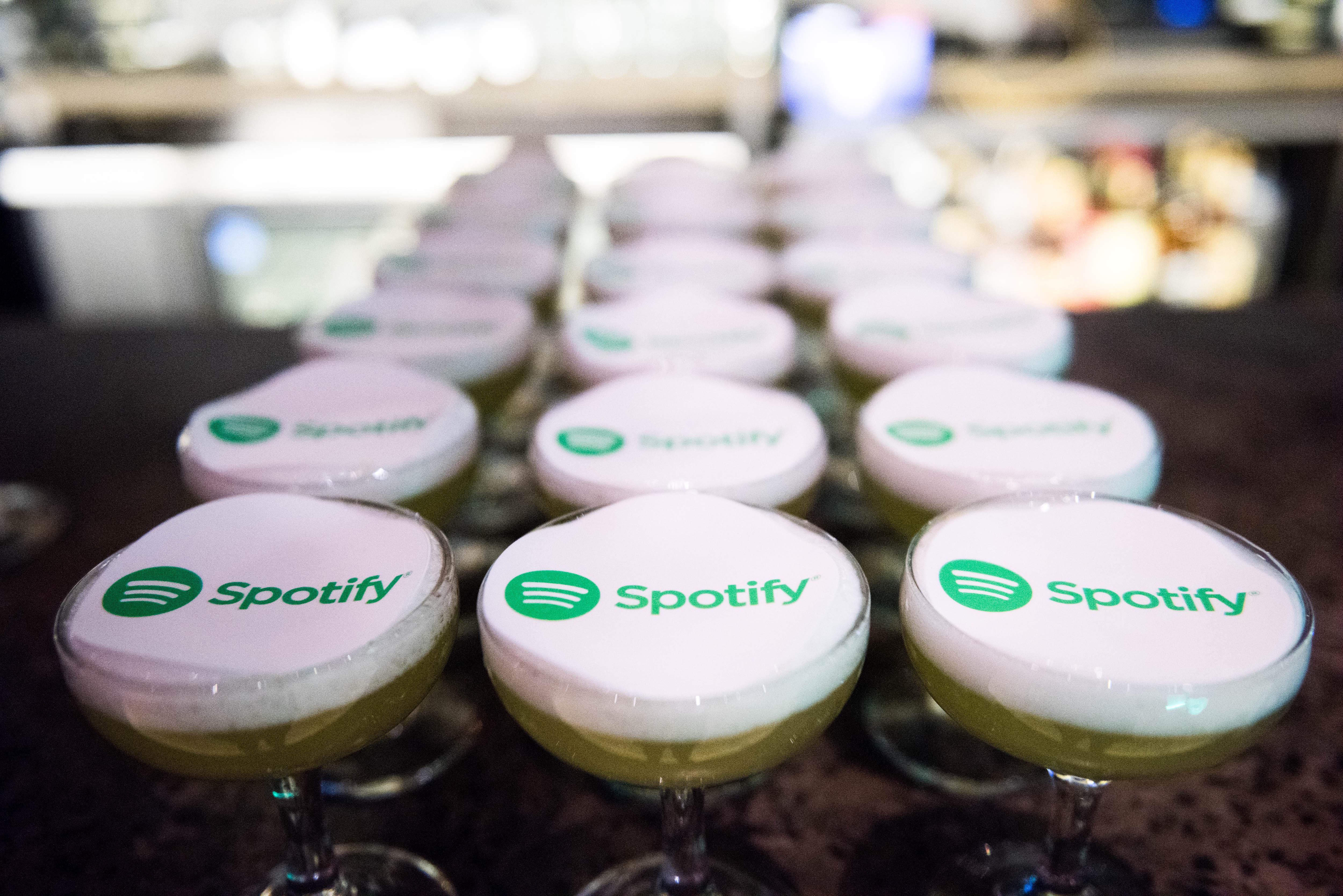 Spotify Artist Showcase - Eventique