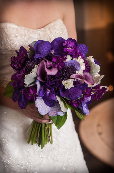 Romantic Lilac & Silver Wedding - Laura Detwiler Events
