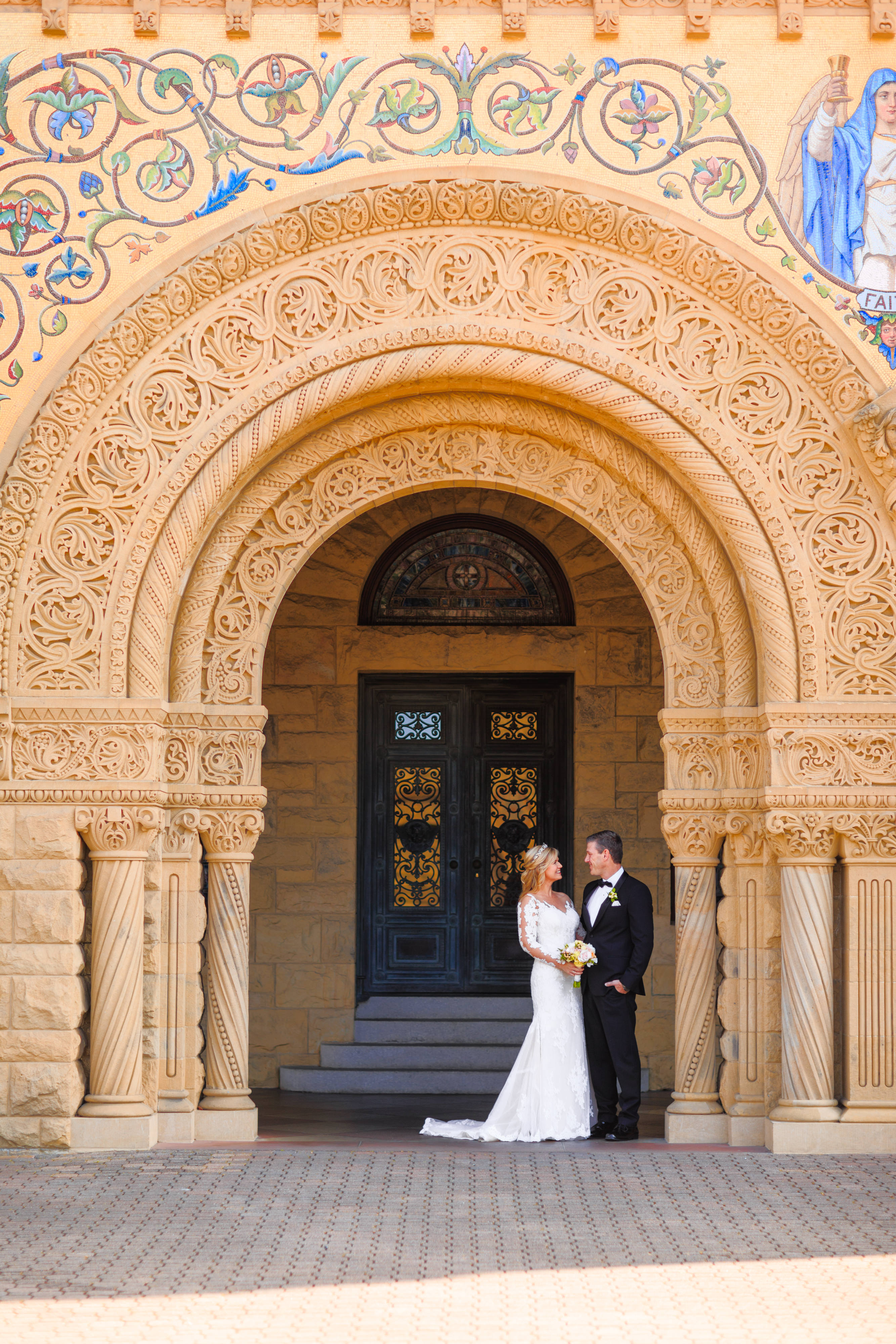 Wedding Shoot at Stanford University - Visuals by Arpit