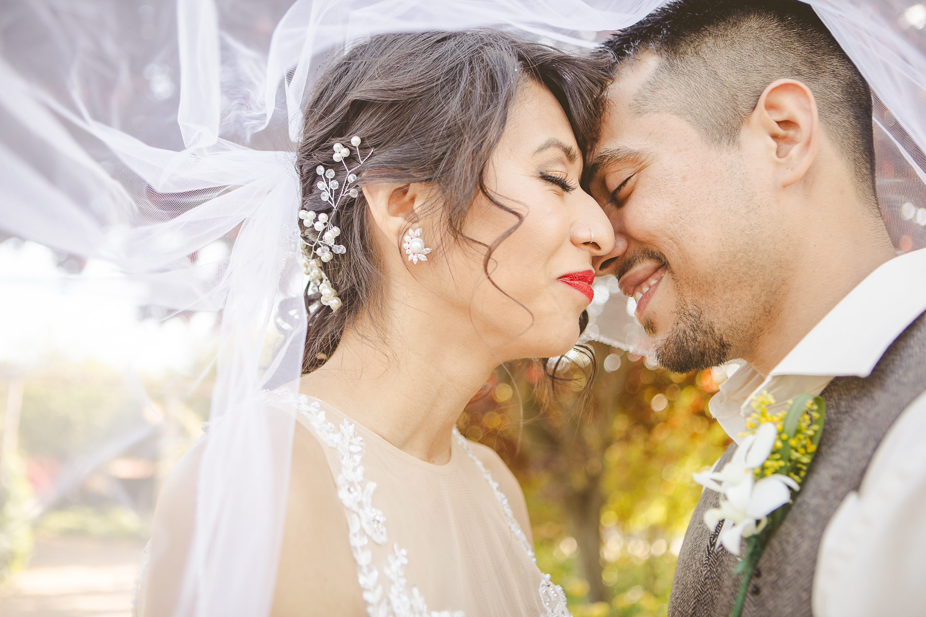 Adriana + Eric Colorful Mexican Fiesta Vineyard Wedding - Simple Joie Photography