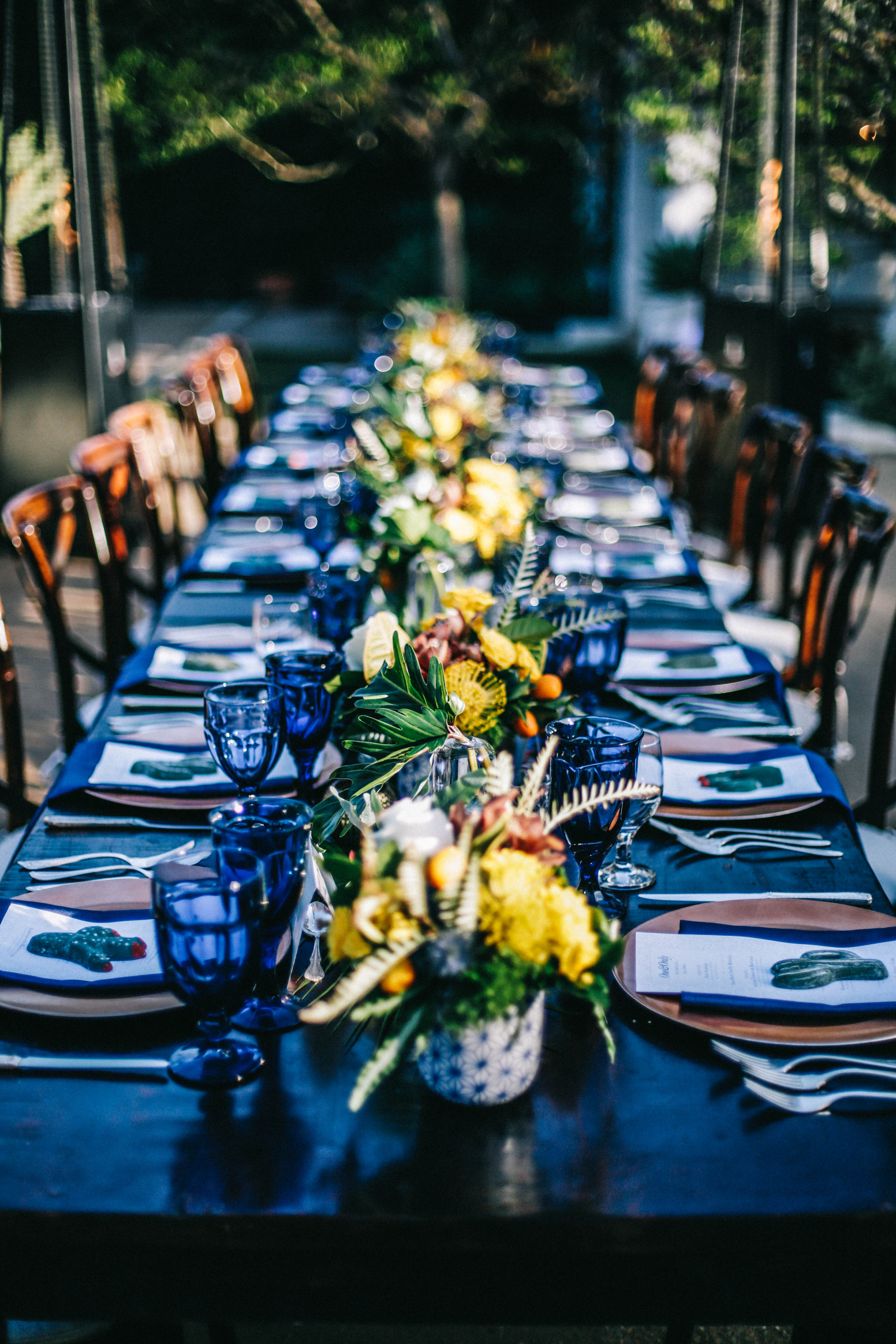 Brentwood Dinner Party - CRATEFUL Catering