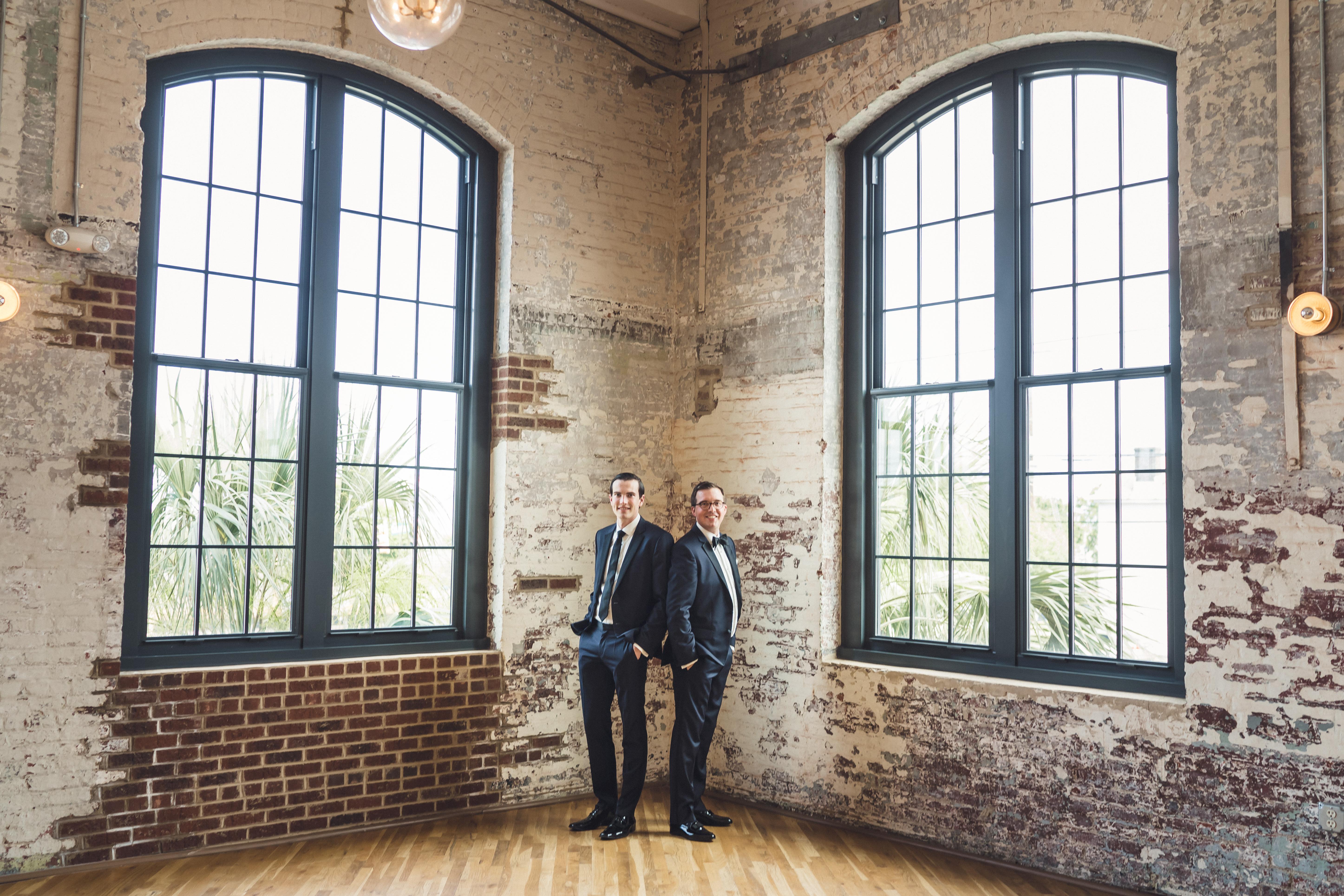 Joe + Jonathan - The Cedar Room
