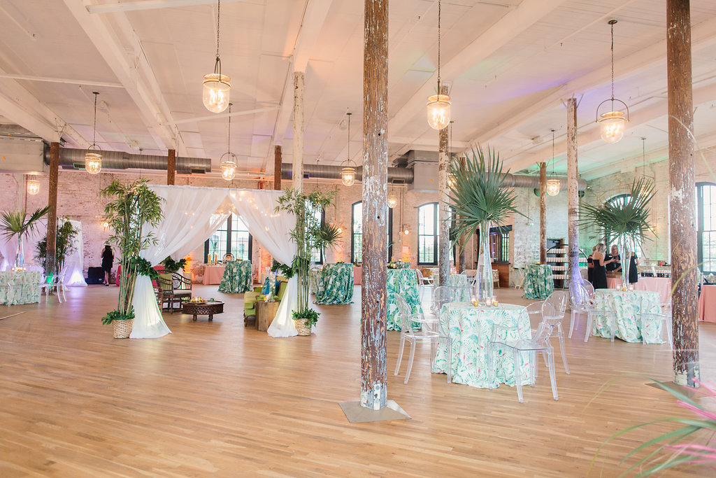 The Knot Pro Party - The Cedar Room