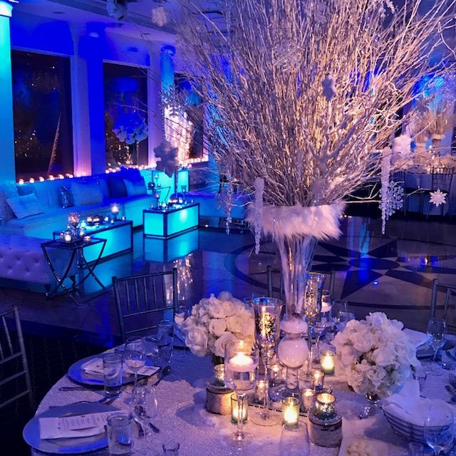 A Winter Wonderland 1st Birthday Celebration - Ruth Ridgeway Designs