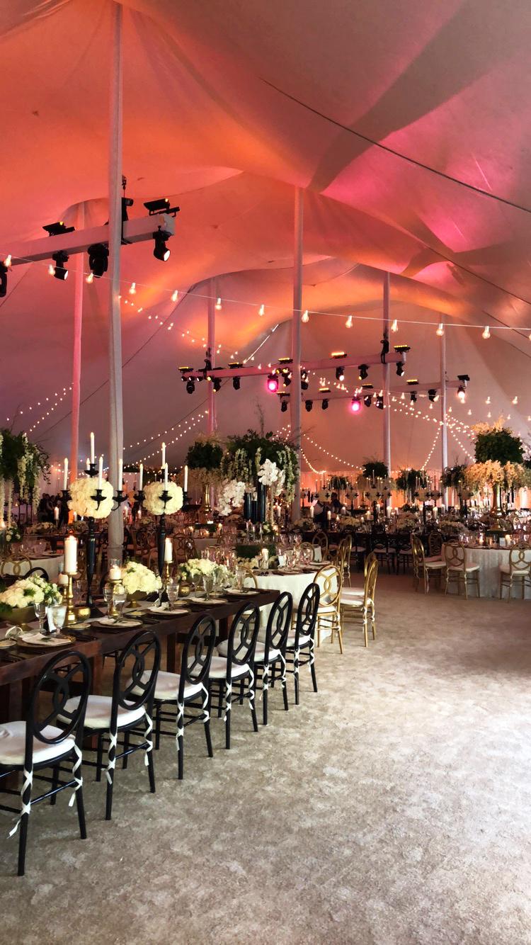 Stunning Summer Wedding - Event Theory