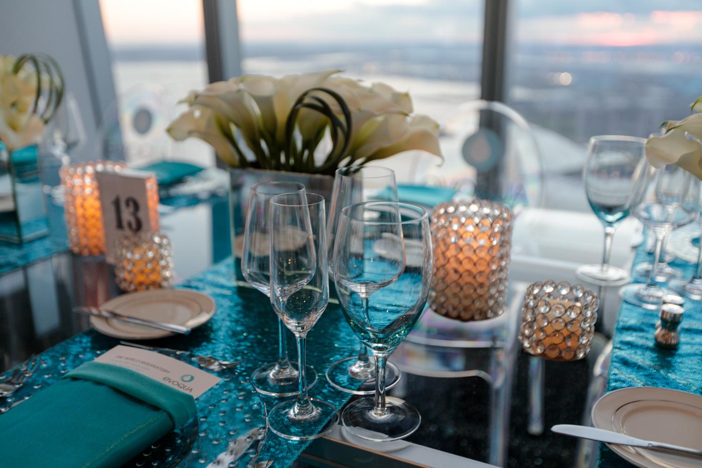 Evoqua Reception & Dinner - ASPIRE at One World Observatory