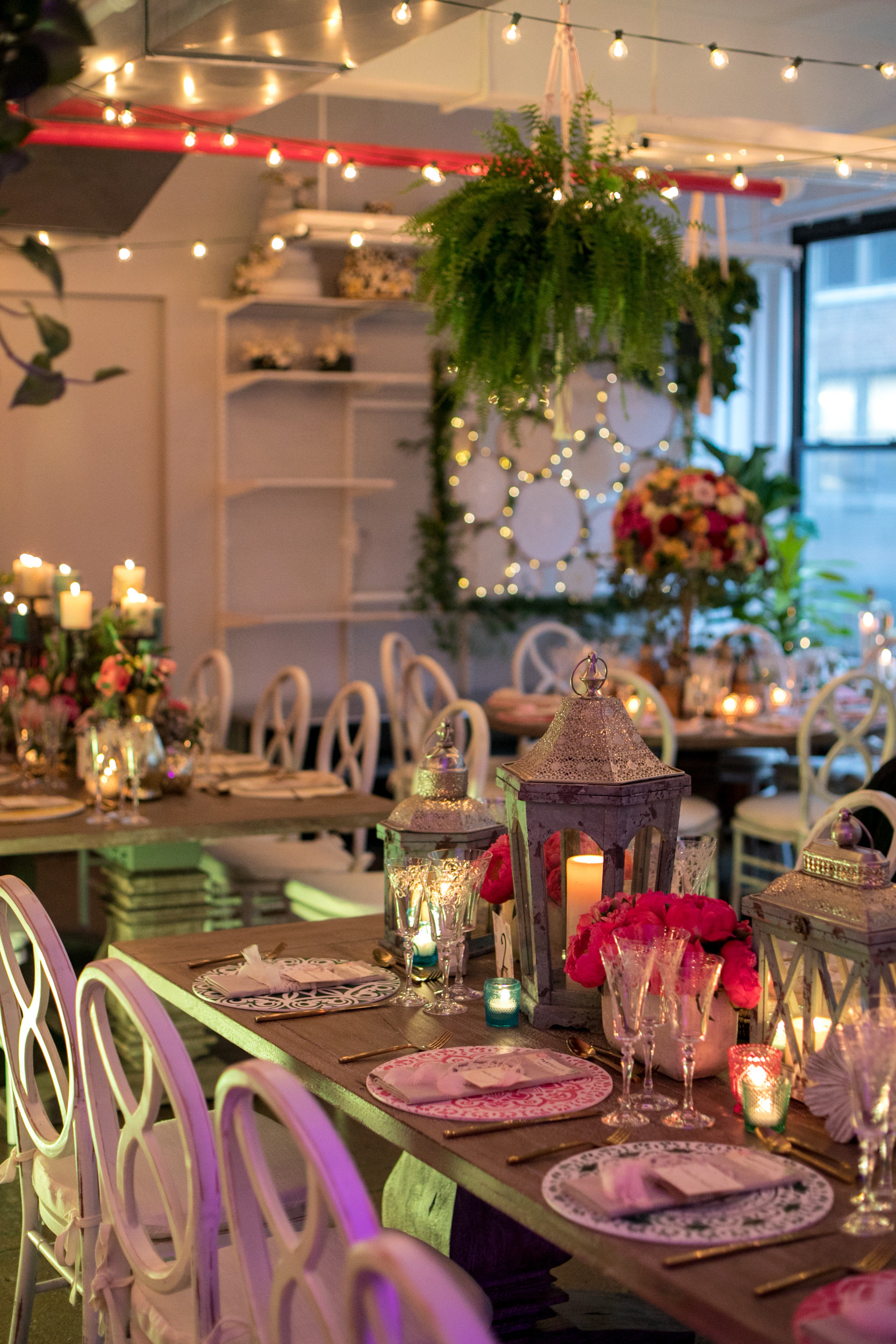 PartySlate's Exclusive Boho Chic Dinner Party for Top New York Event Planners - PartySlate