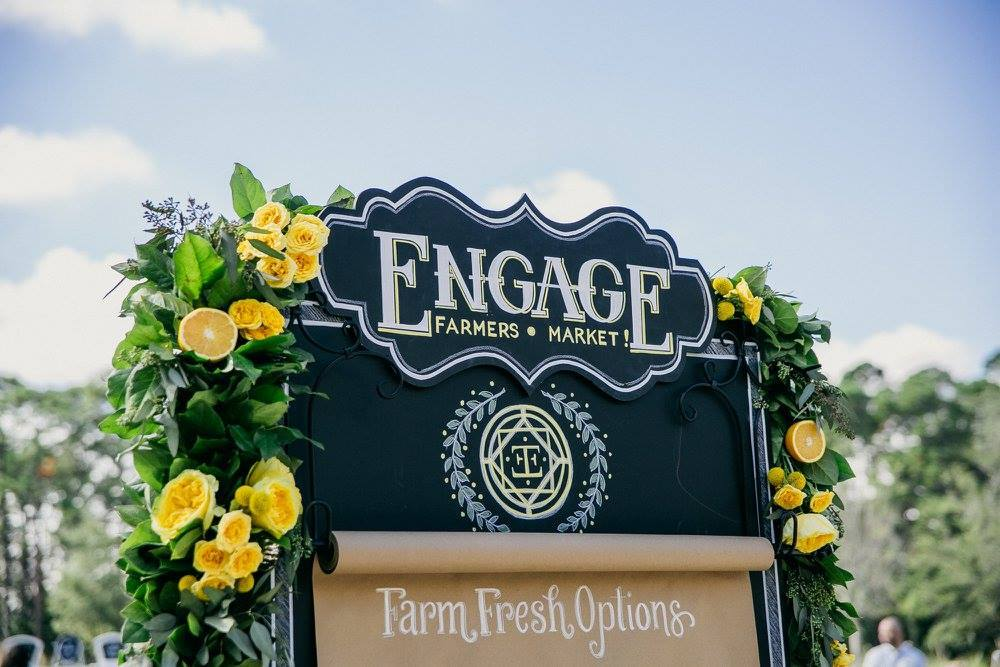Engage!15 Market on the Lawn - Chalk Shop