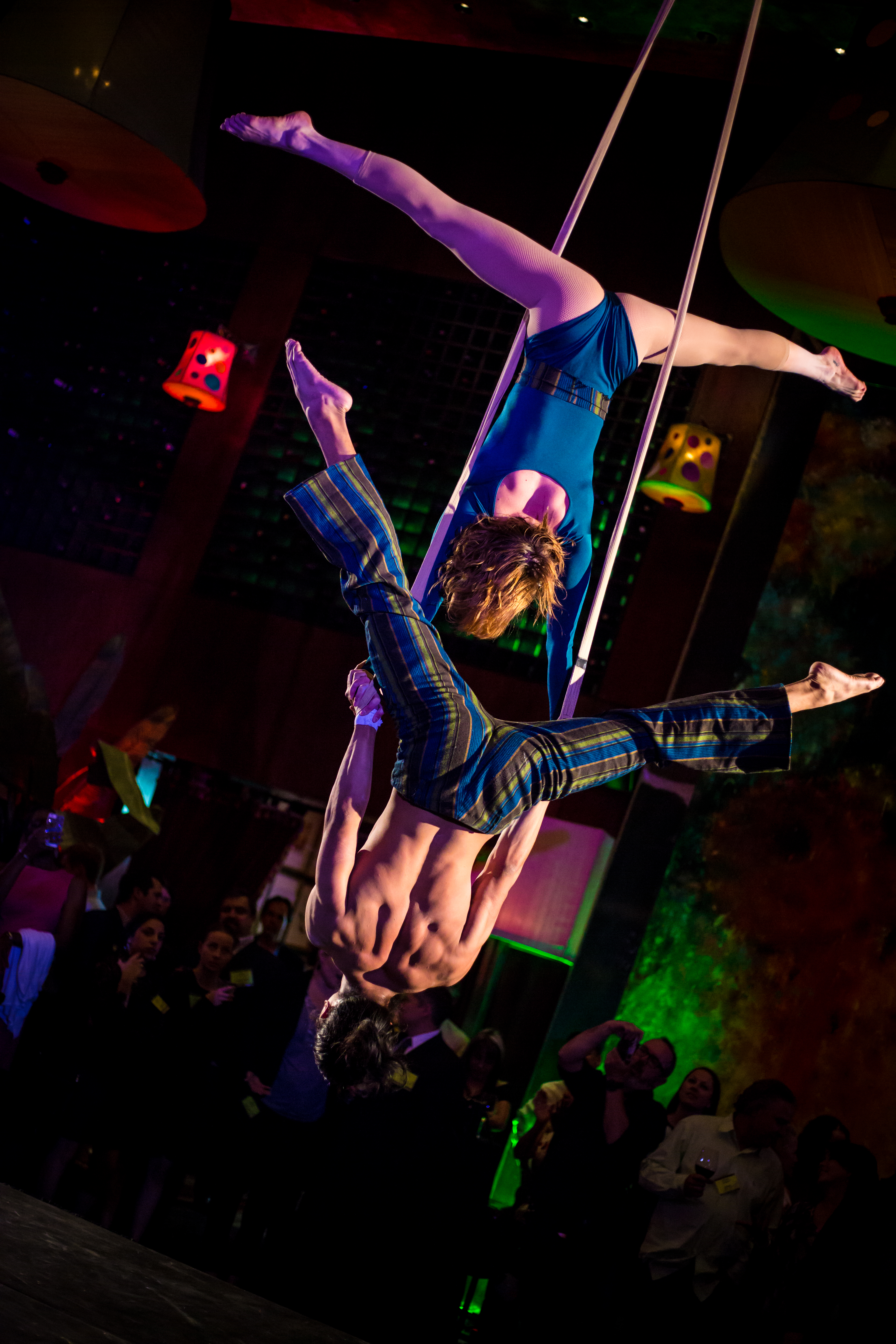 Cirque du Flambe 2016 at Carnivale Chicago - The Actors Gymnasium